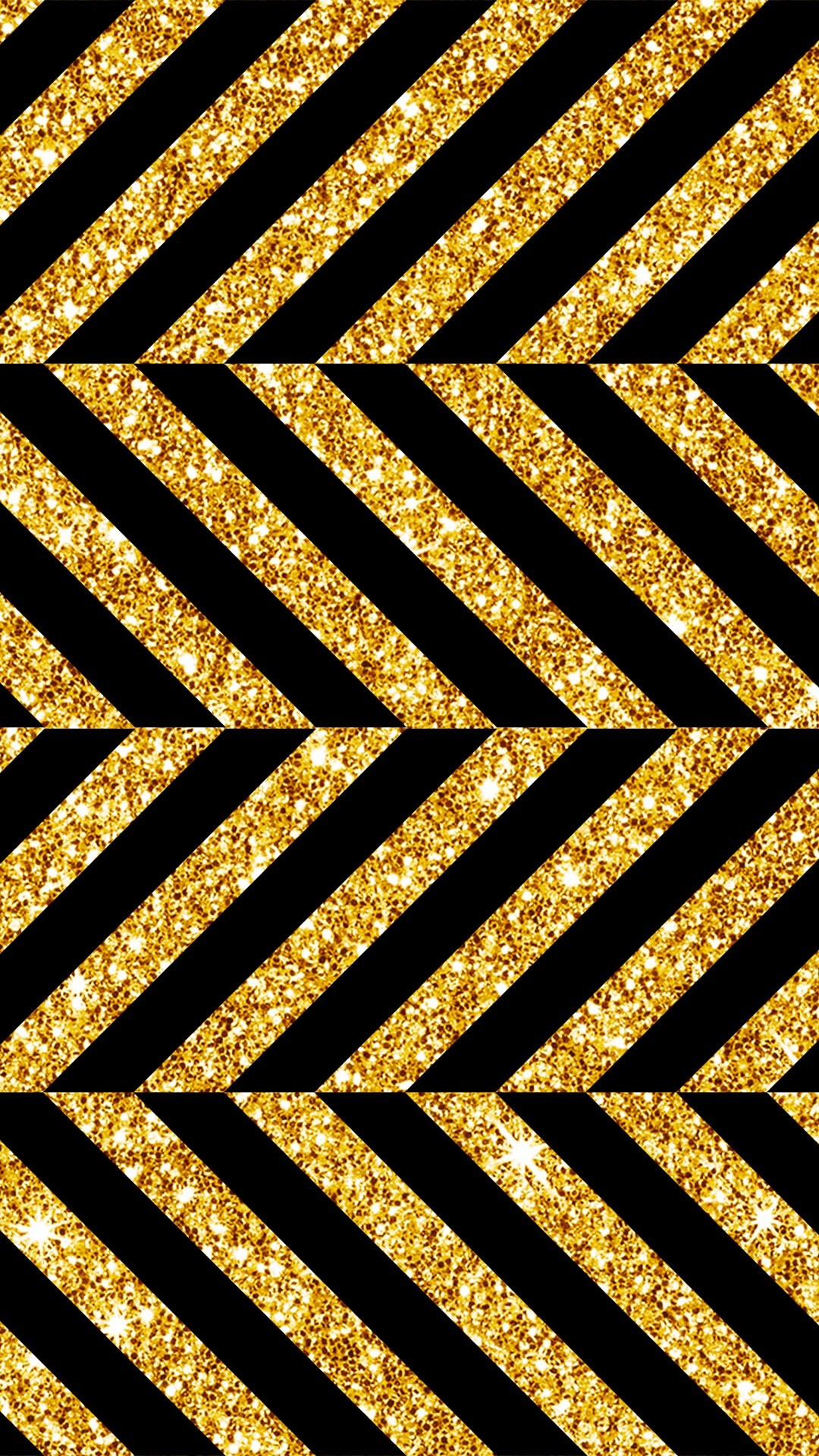 Cute Wallpapers, Phone Wallpapers, Phone Backgrounds, Patterns, Gold,  Design, Chevron, Sparkle, Glitter