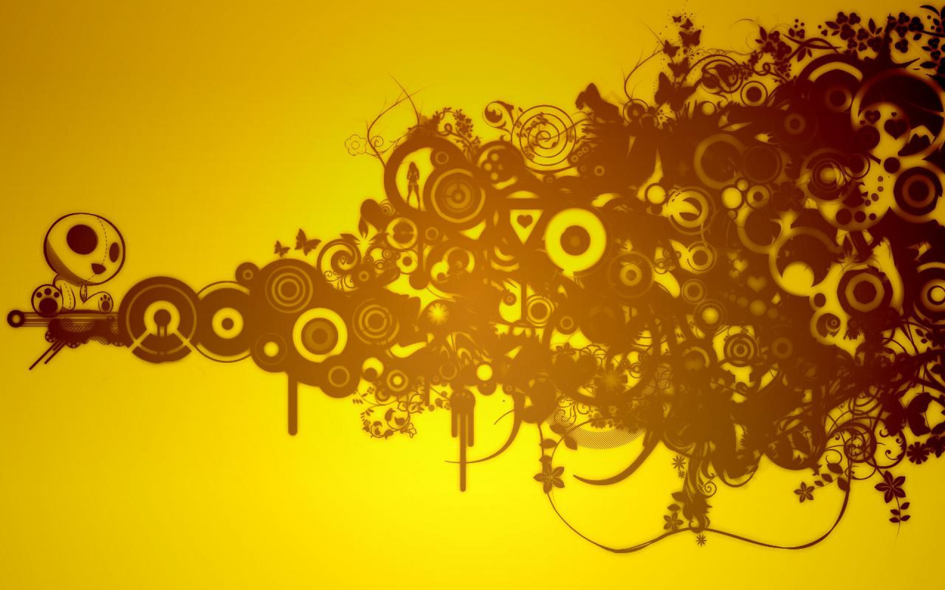Yellow Wallpaper 10