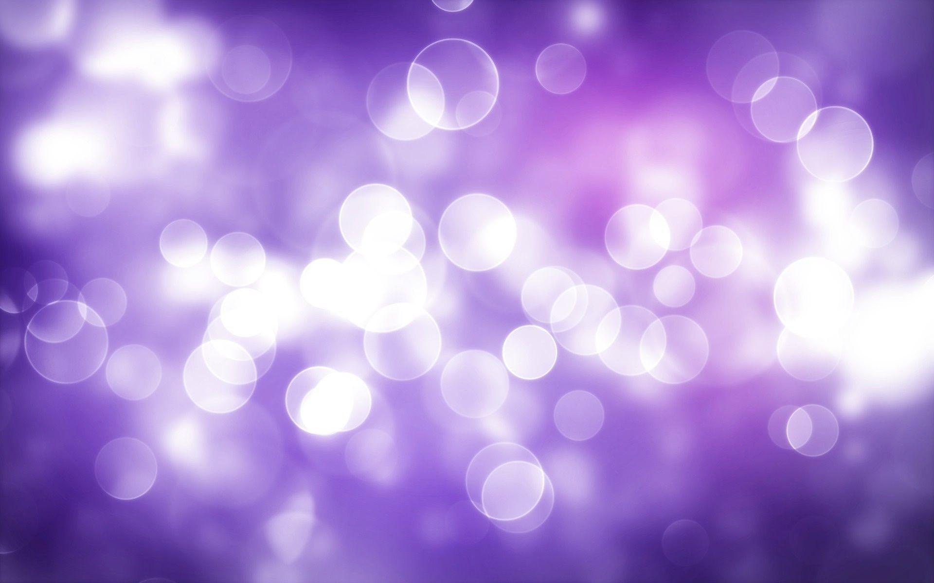 Purple And White Wallpaper