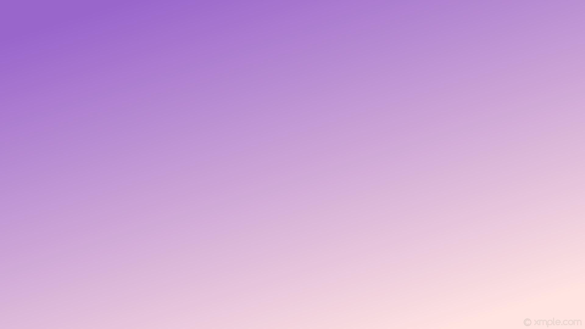 wallpaper gradient linear purple white misty rose amethyst #ffe4e1 #9966cc  315°