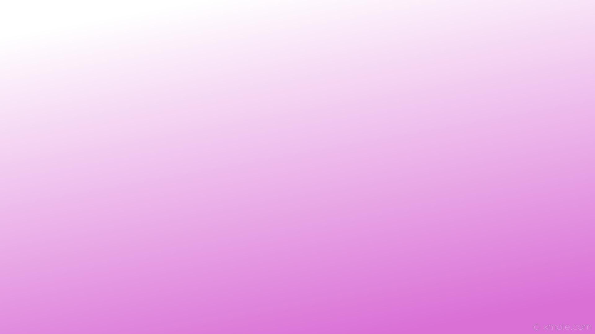 wallpaper gradient linear purple white orchid #da70d6 #ffffff 300°