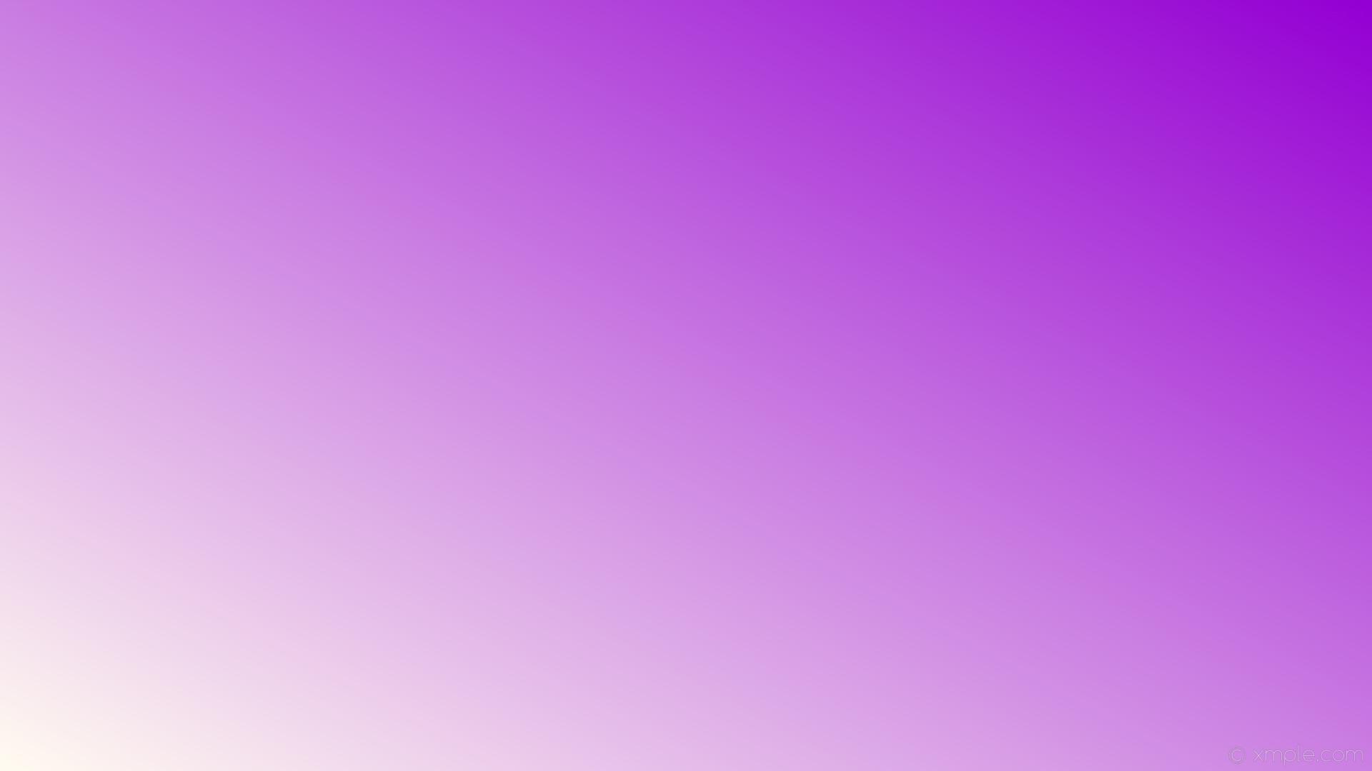 wallpaper gradient purple white linear dark violet floral white #9400d3  #fffaf0 30°