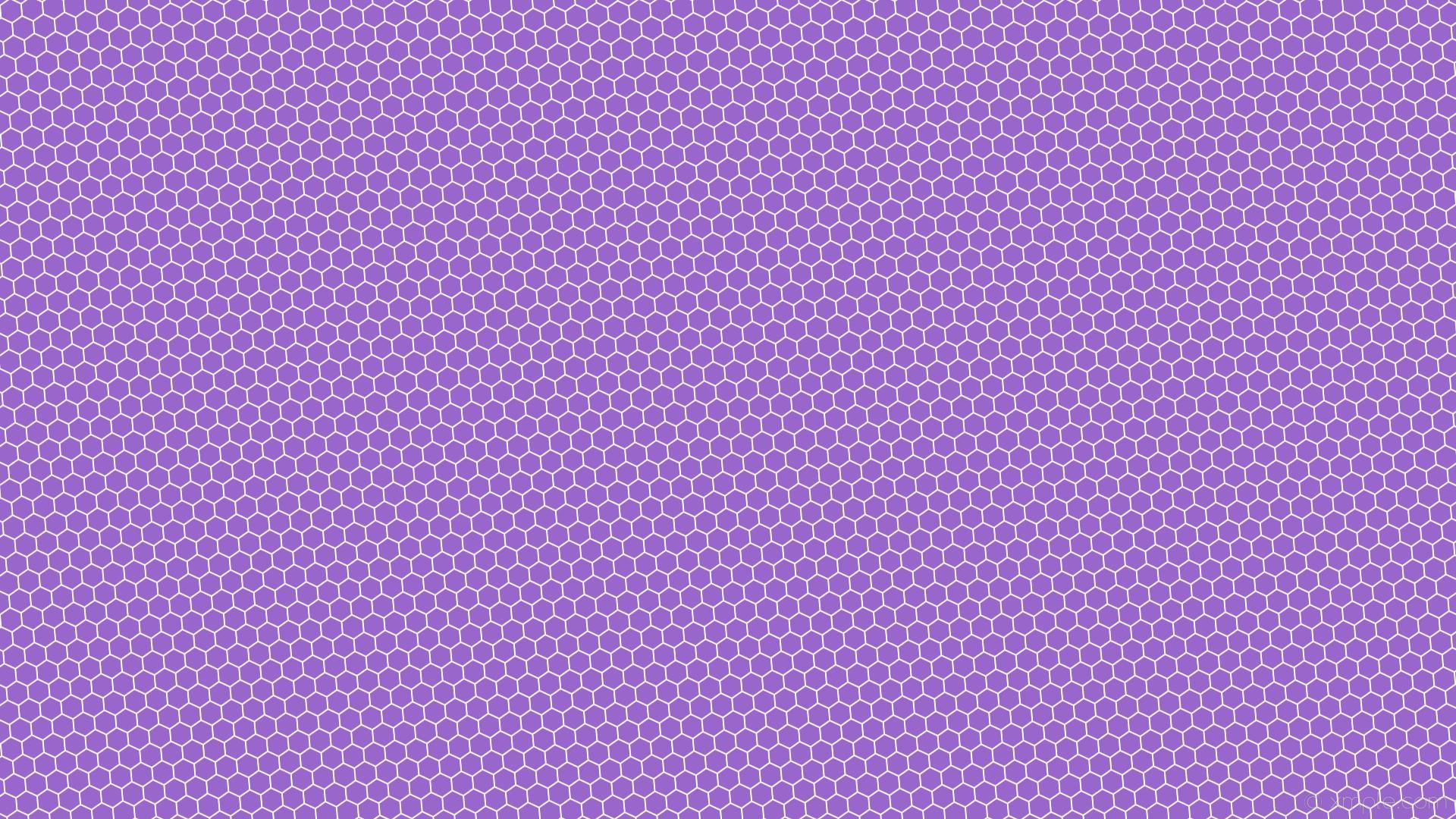 wallpaper purple hexagon honeycomb beehive white amethyst floral white  #9966cc #fffaf0 diagonal 5°