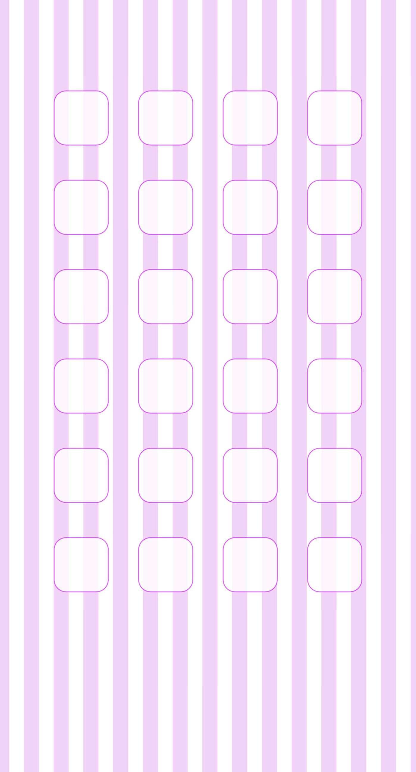 Pattern border purple white shelf iPhone6s Plus / iPhone6 Plus Wallpaper