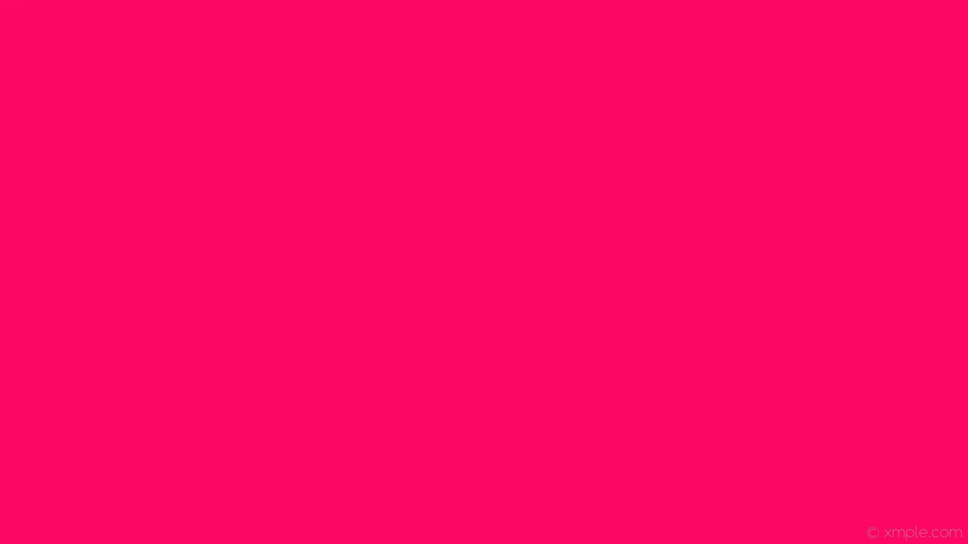 wallpaper solid color one colour single pink plain #fd0664
