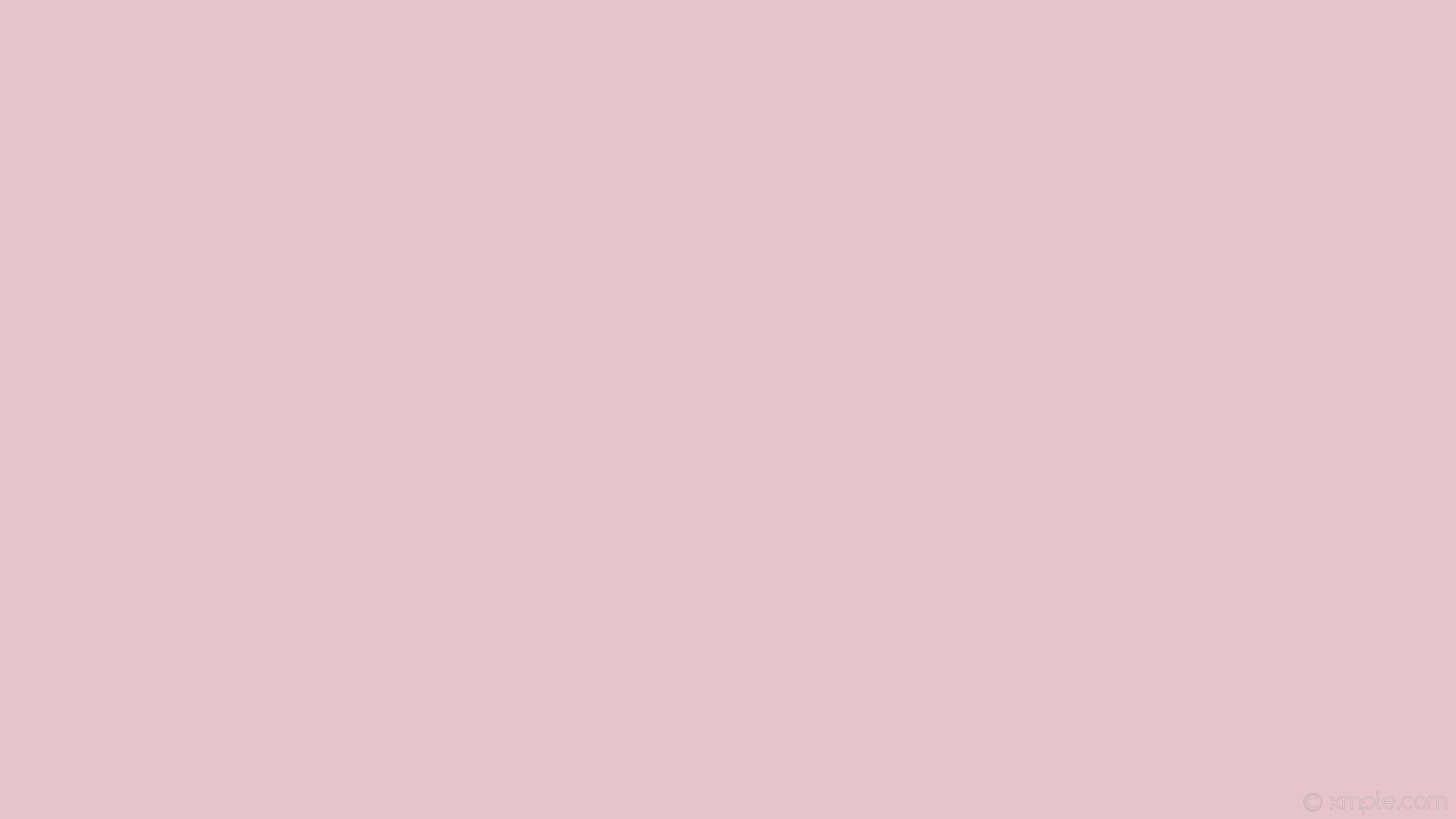 wallpaper one colour pink plain solid color single light pink #e7c3cc
