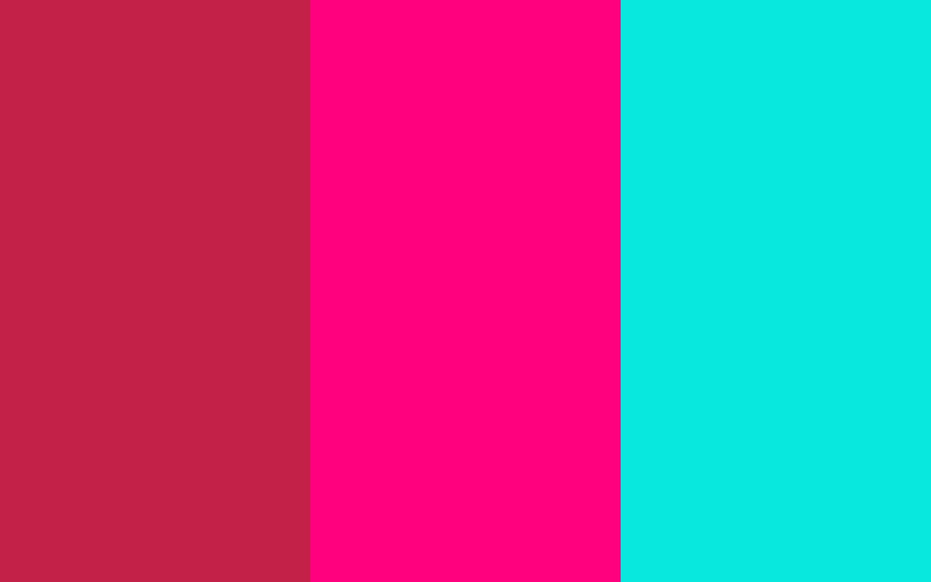 Bright Hot Pink Solid Backgrounds