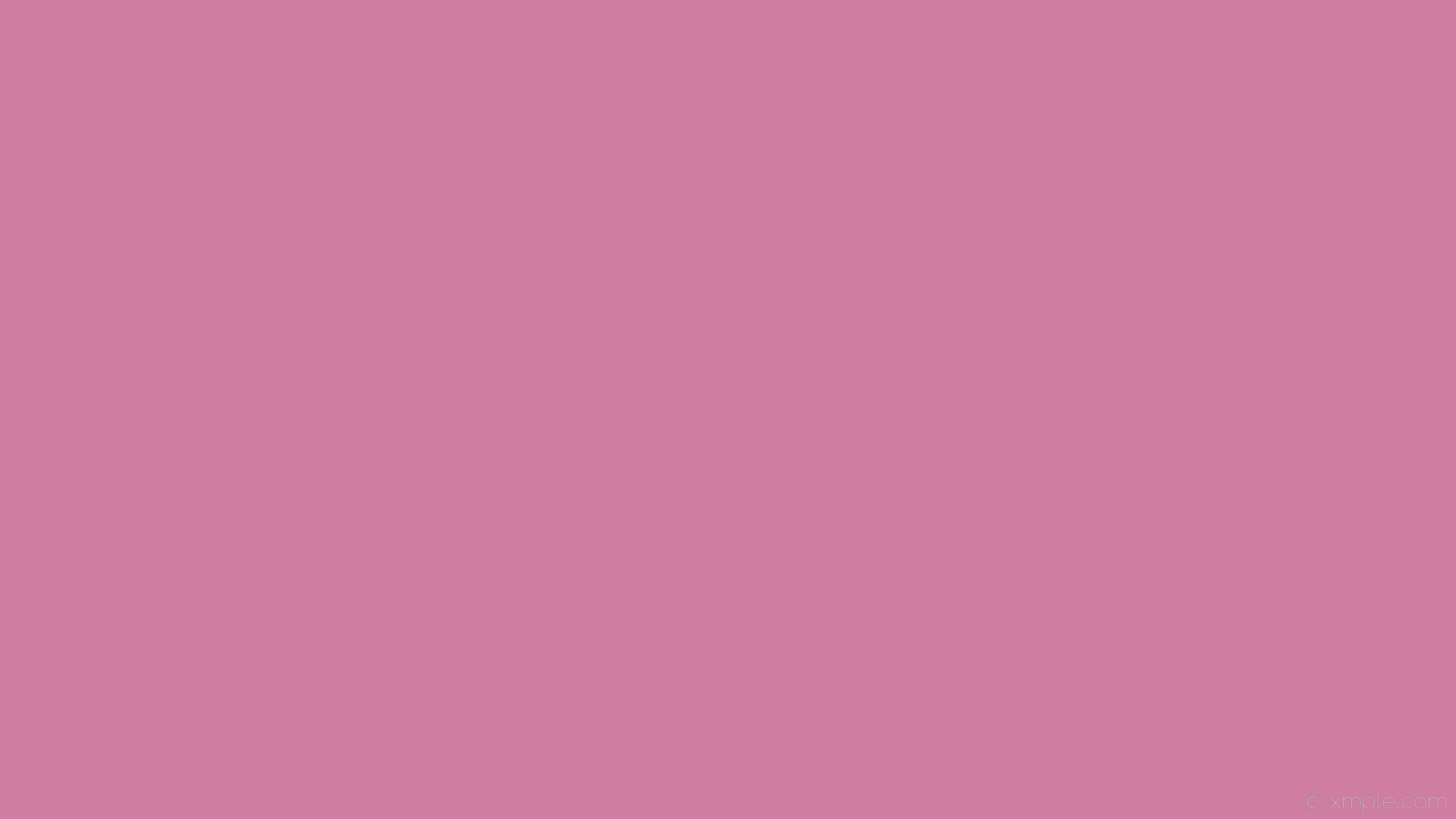 wallpaper pink solid color plain one colour single #cf7da0