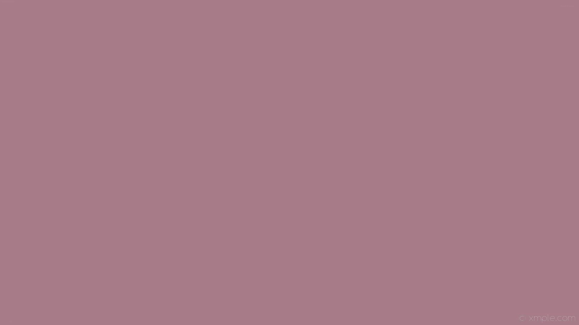 wallpaper one colour solid color plain single pink #a87b89