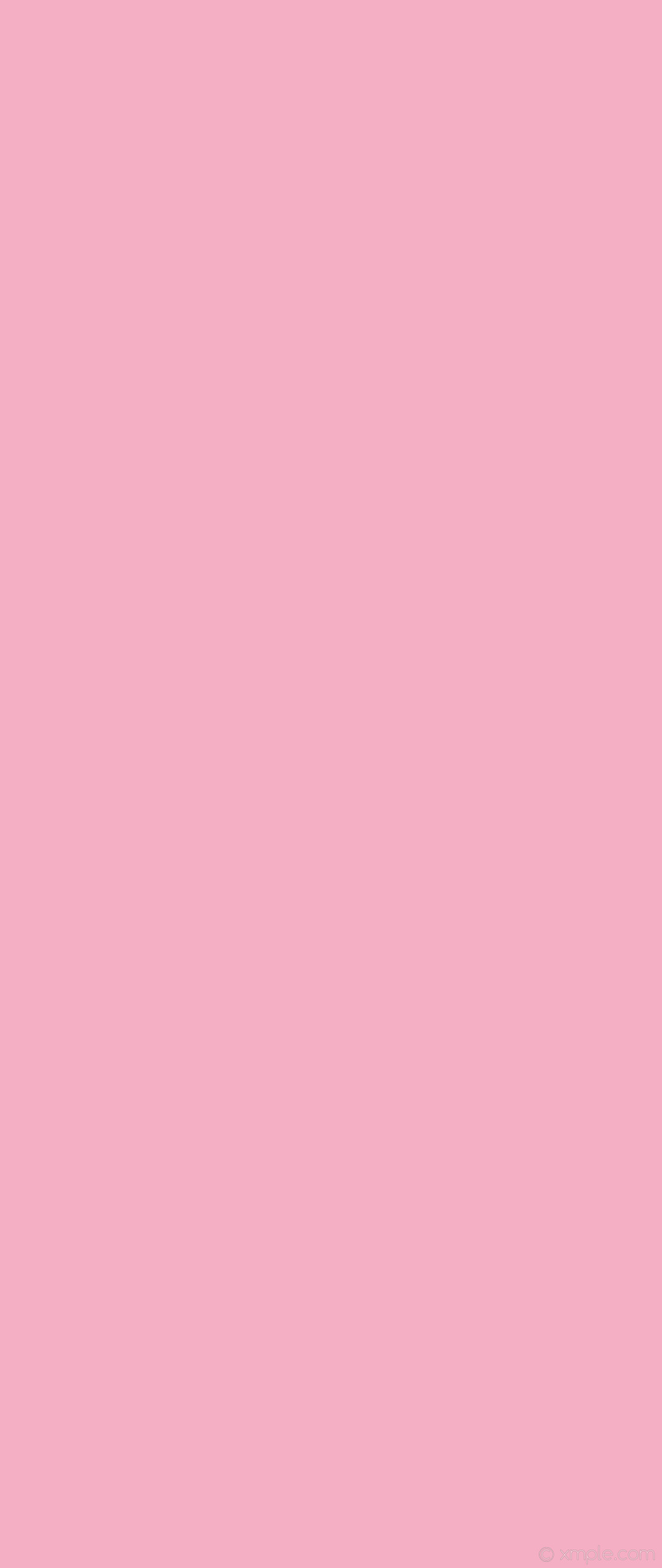 wallpaper pink one colour solid color plain single light pink #f4afc4