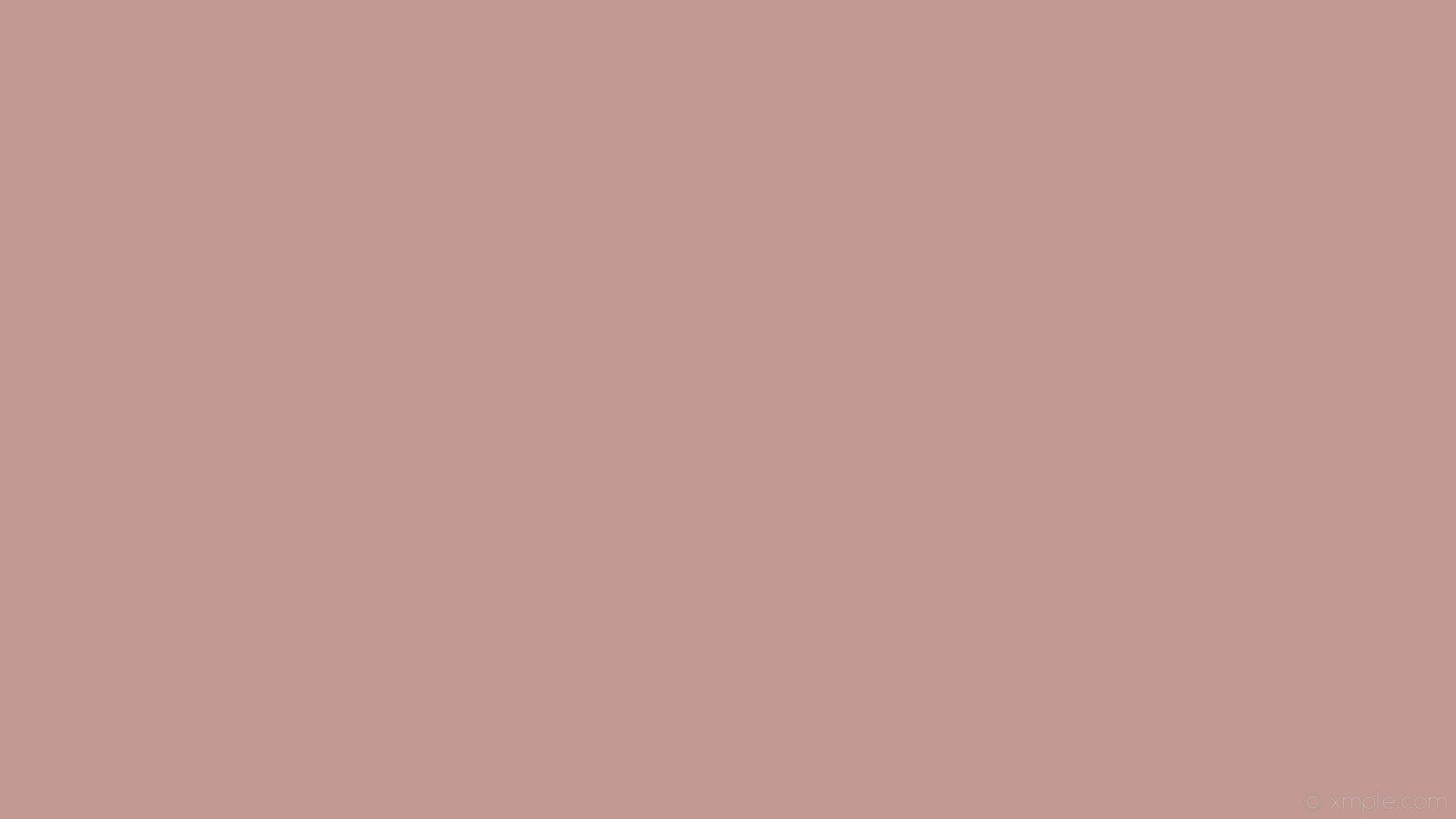 wallpaper one colour plain solid color red single #c39a93