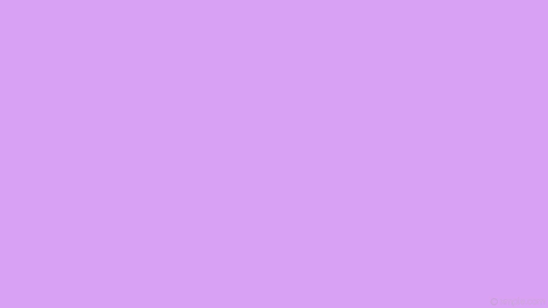 wallpaper solid color one colour single plain violet #d9a1f1