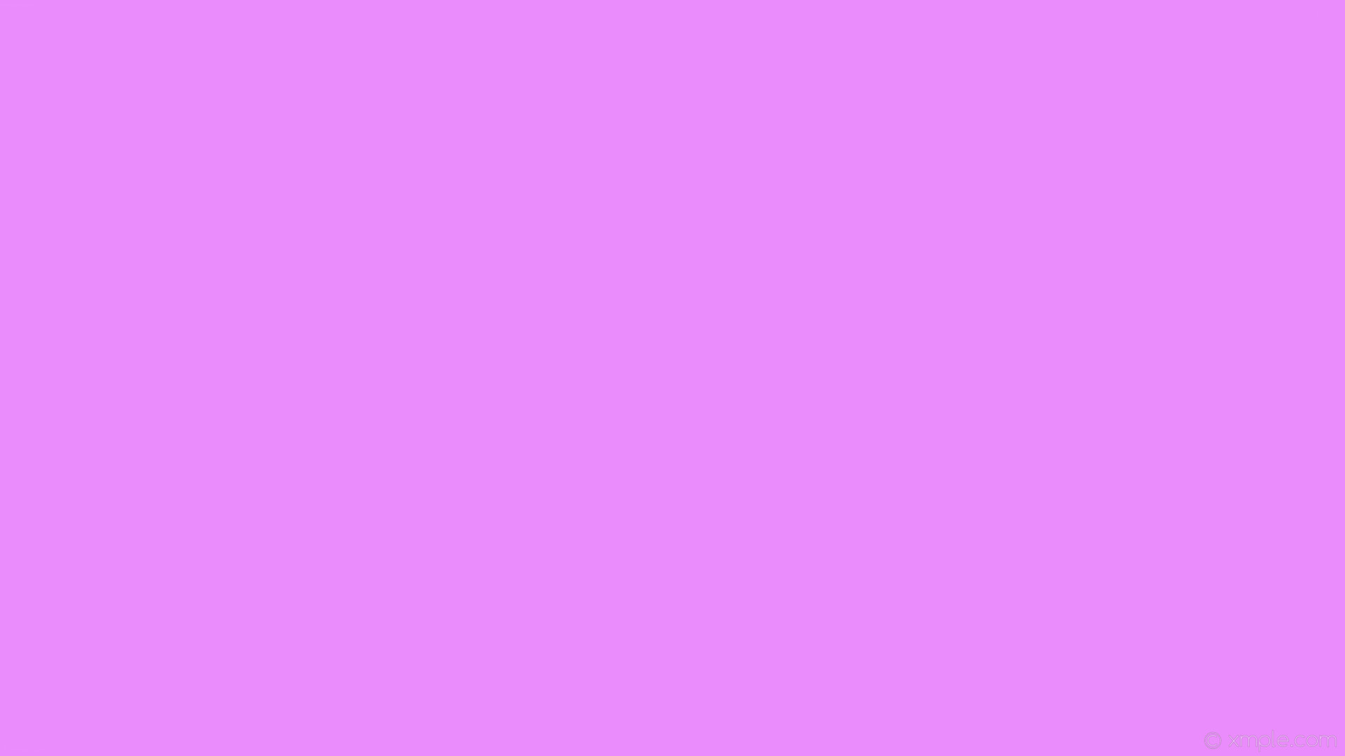 wallpaper plain one colour solid color single magenta #eb8cfc