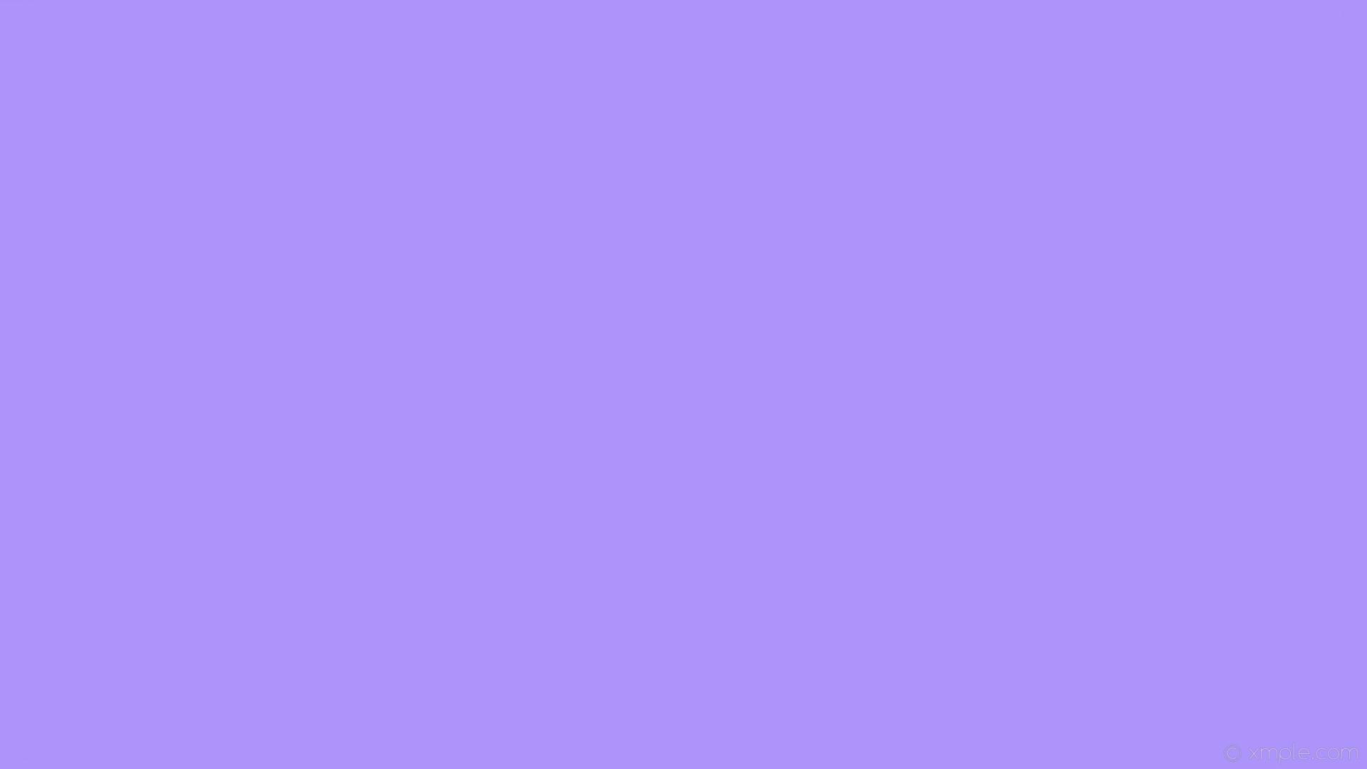 wallpaper plain blue single solid color one colour #ad94fa