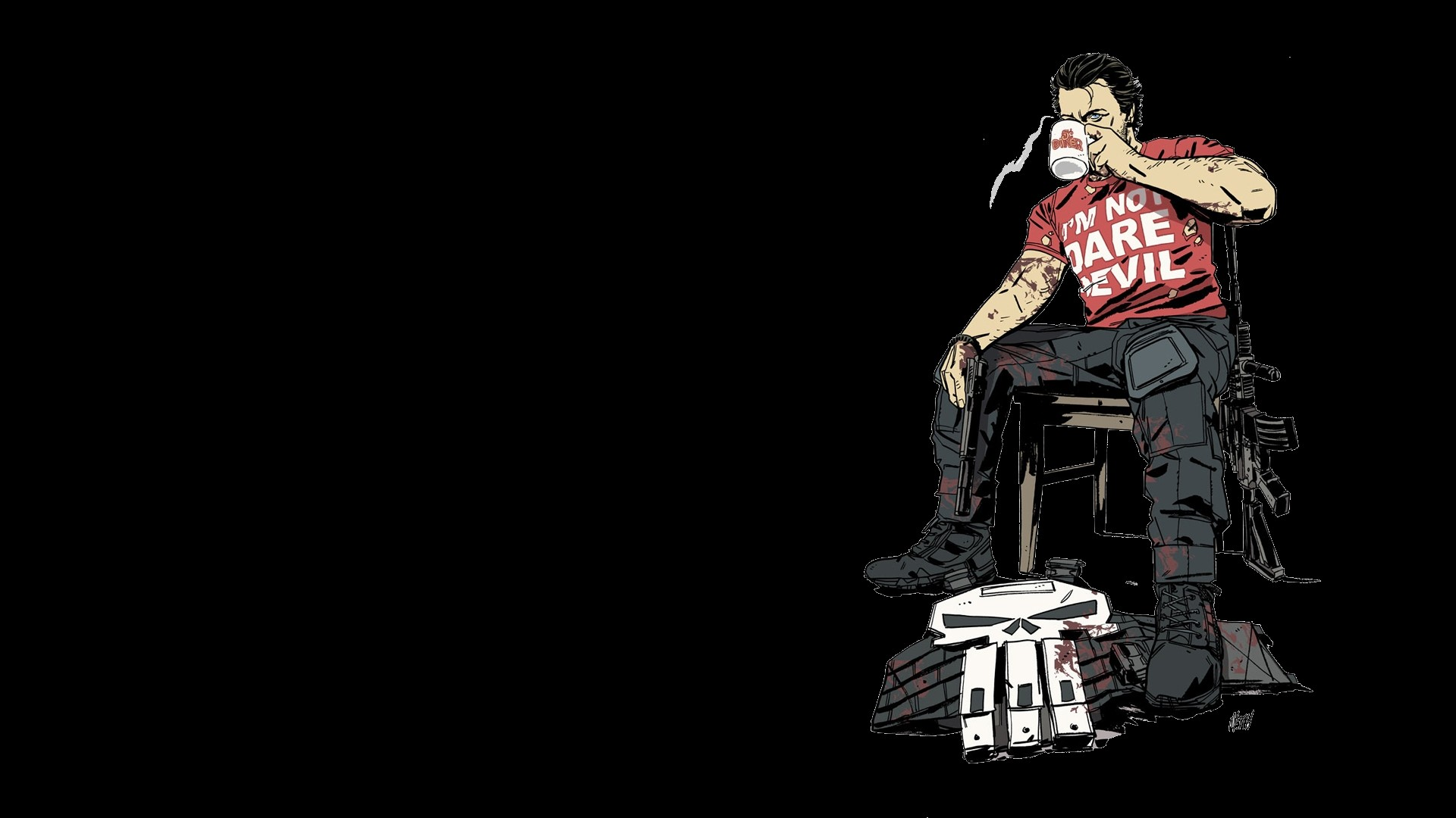 The Punisher Computer Wallpapers, Desktop Backgrounds     ID .