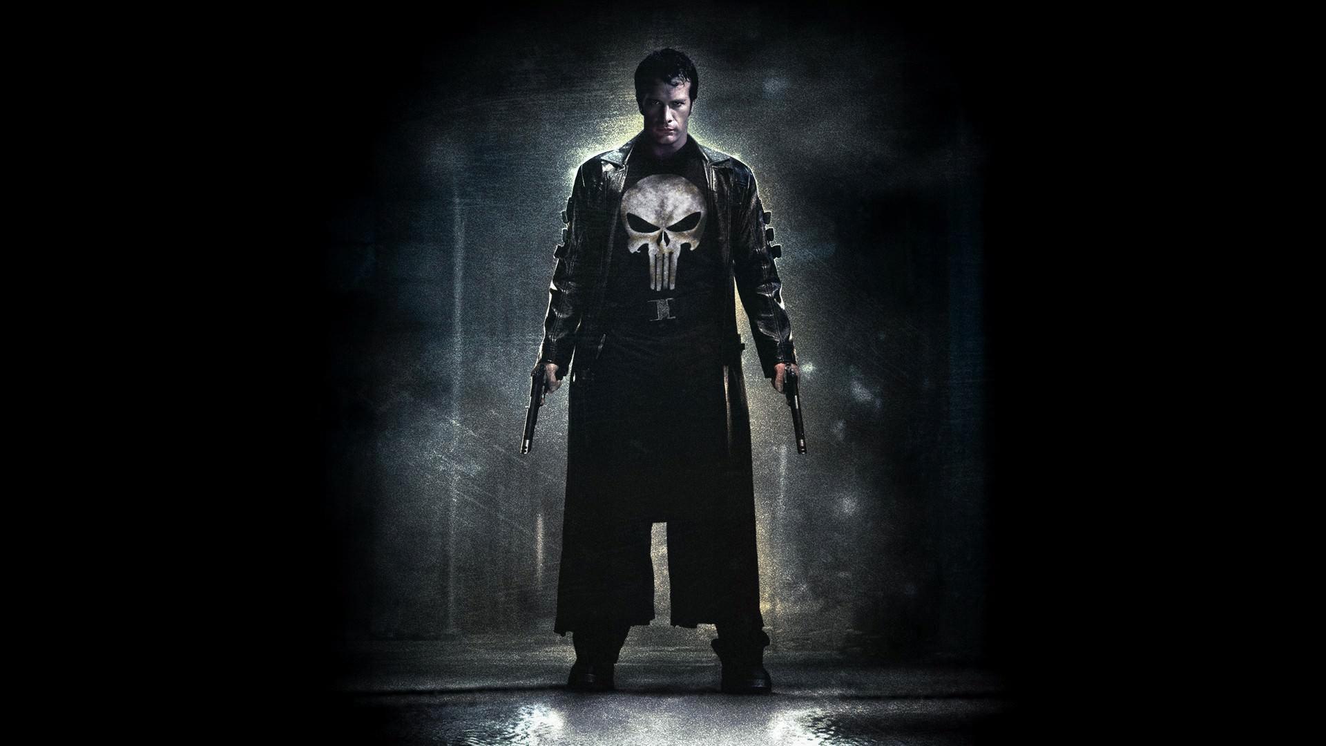 Punisher, Black