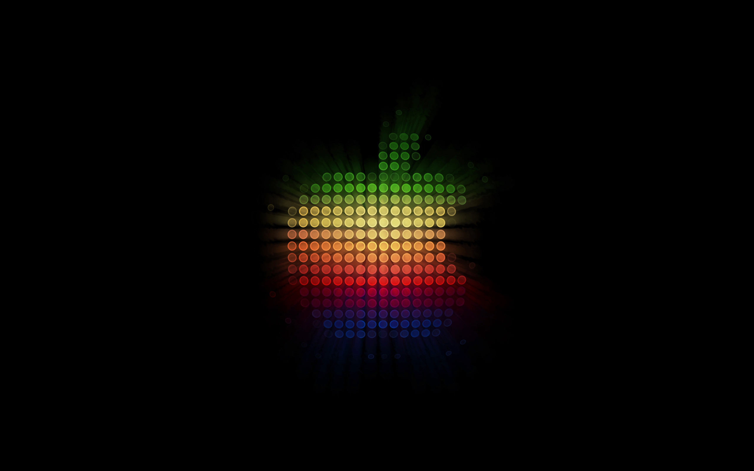 Technology / Apple logo Wallpaper