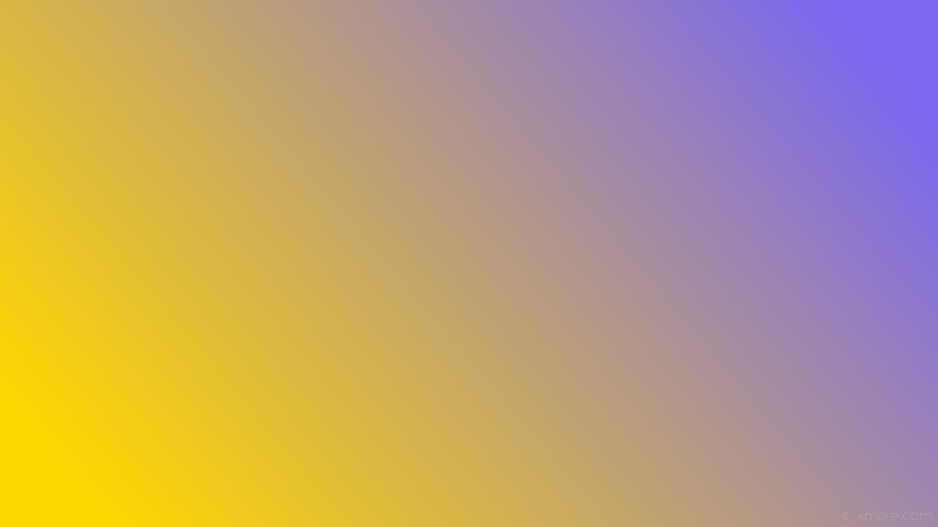 wallpaper yellow gradient linear purple gold medium slate blue #ffd700  #7b68ee 195°