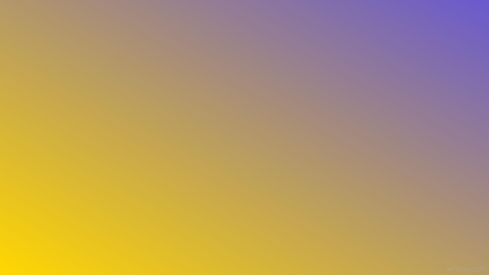 wallpaper gradient yellow purple linear slate blue gold #6a5acd #ffd700 30°