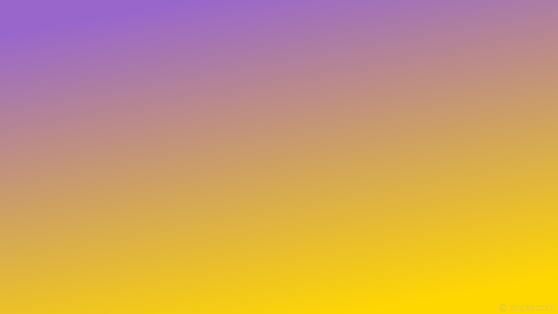 wallpaper linear yellow gradient purple gold amethyst #ffd700 #9966cc 300°