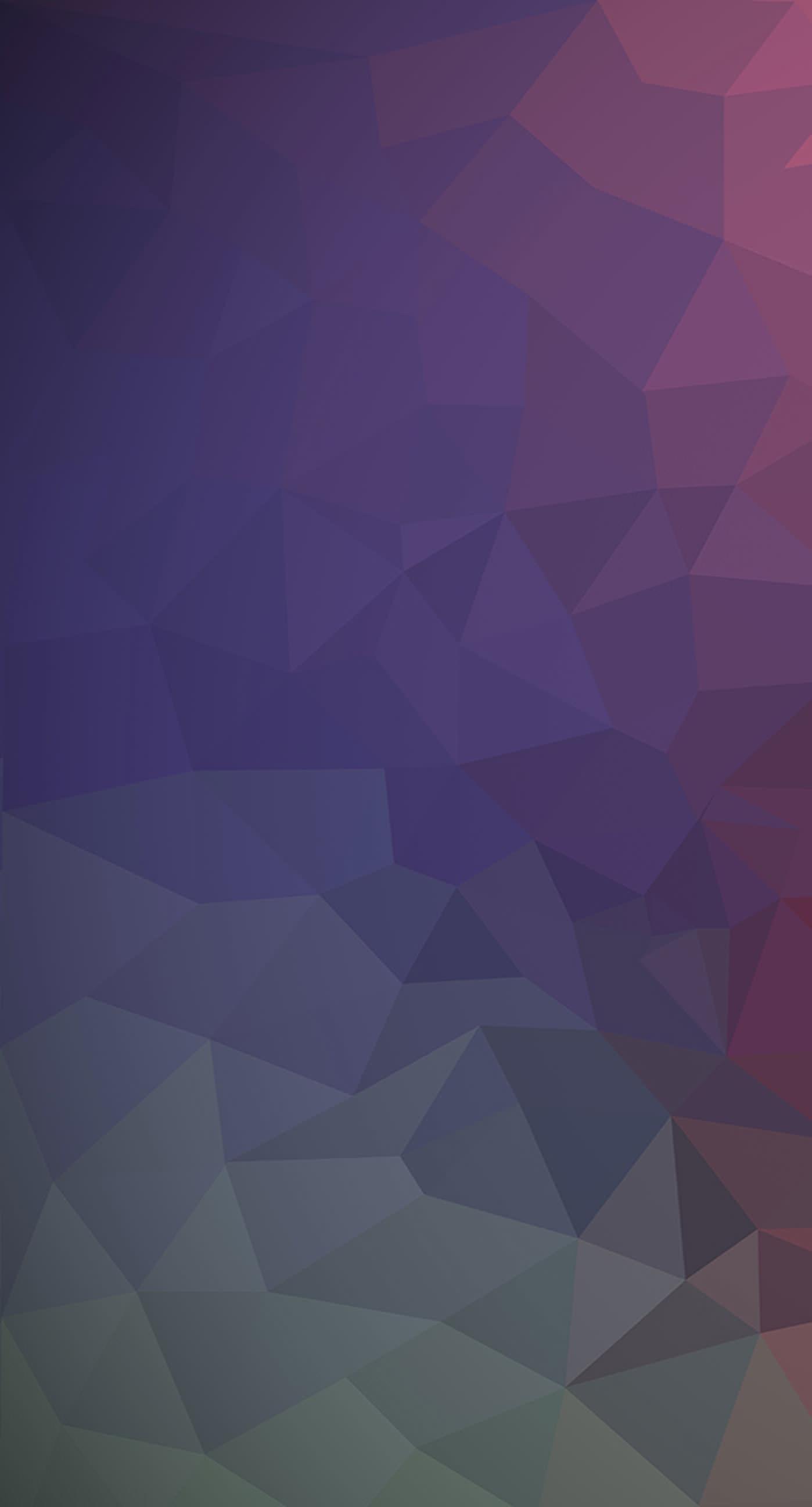 Pattern blue purple cool iPhone7 Plus Wallpaper