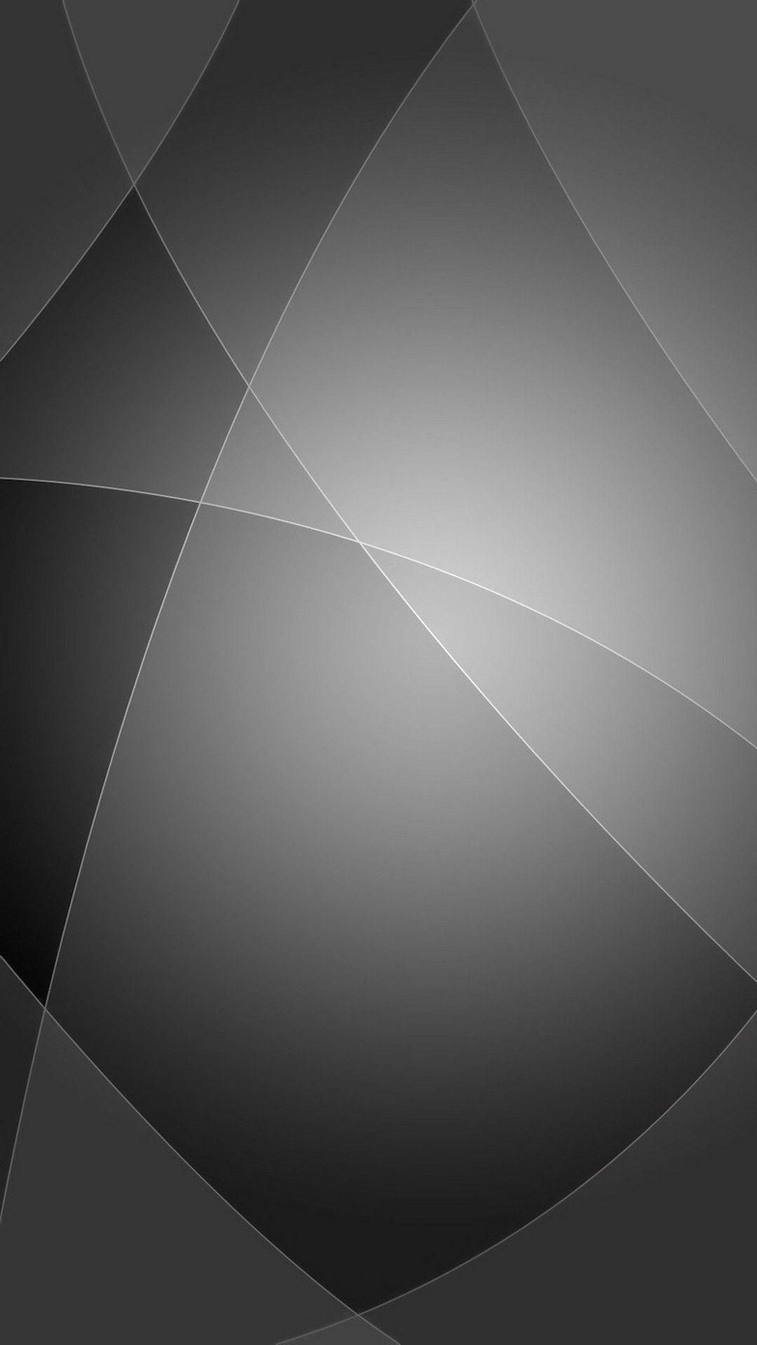 Grey shapes Mobile Wallpaper 4229
