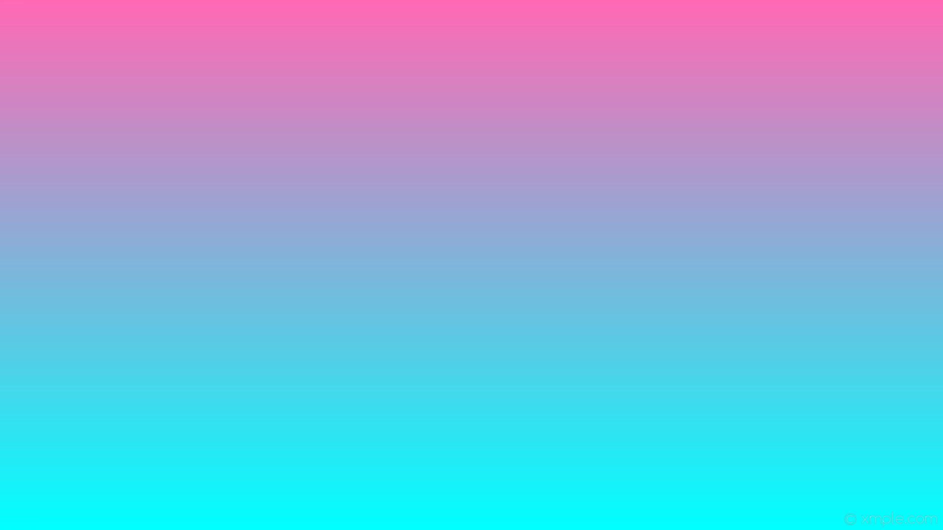 wallpaper blue pink gradient linear hot pink aqua cyan #ff69b4 #00ffff 90°