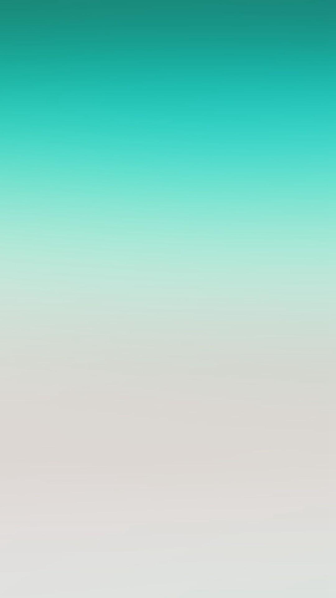 Sky Green Clear White Gradation Blur iPhone 6 wallpaper