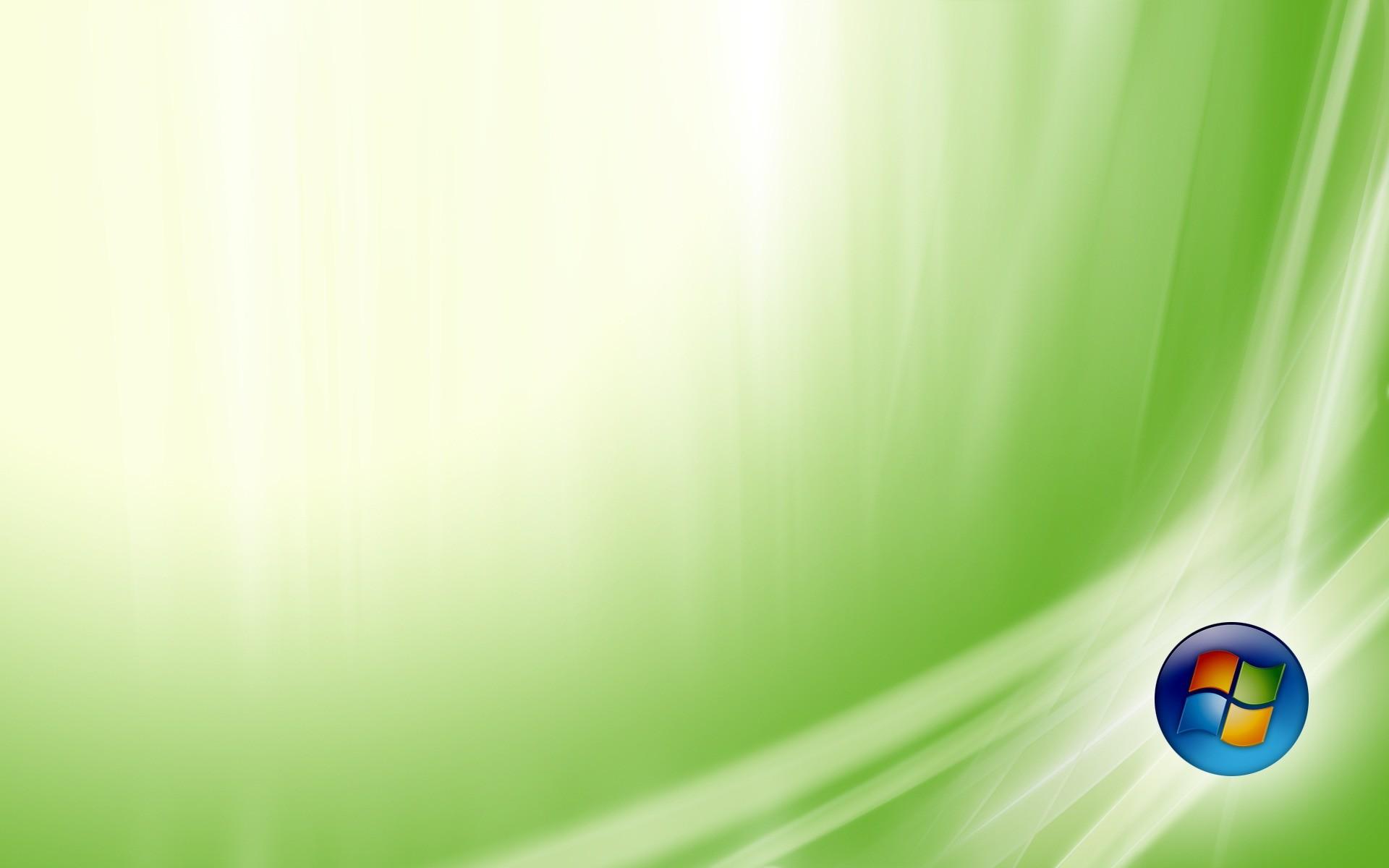Vista Green Wallpaper Windows Vista Computers
