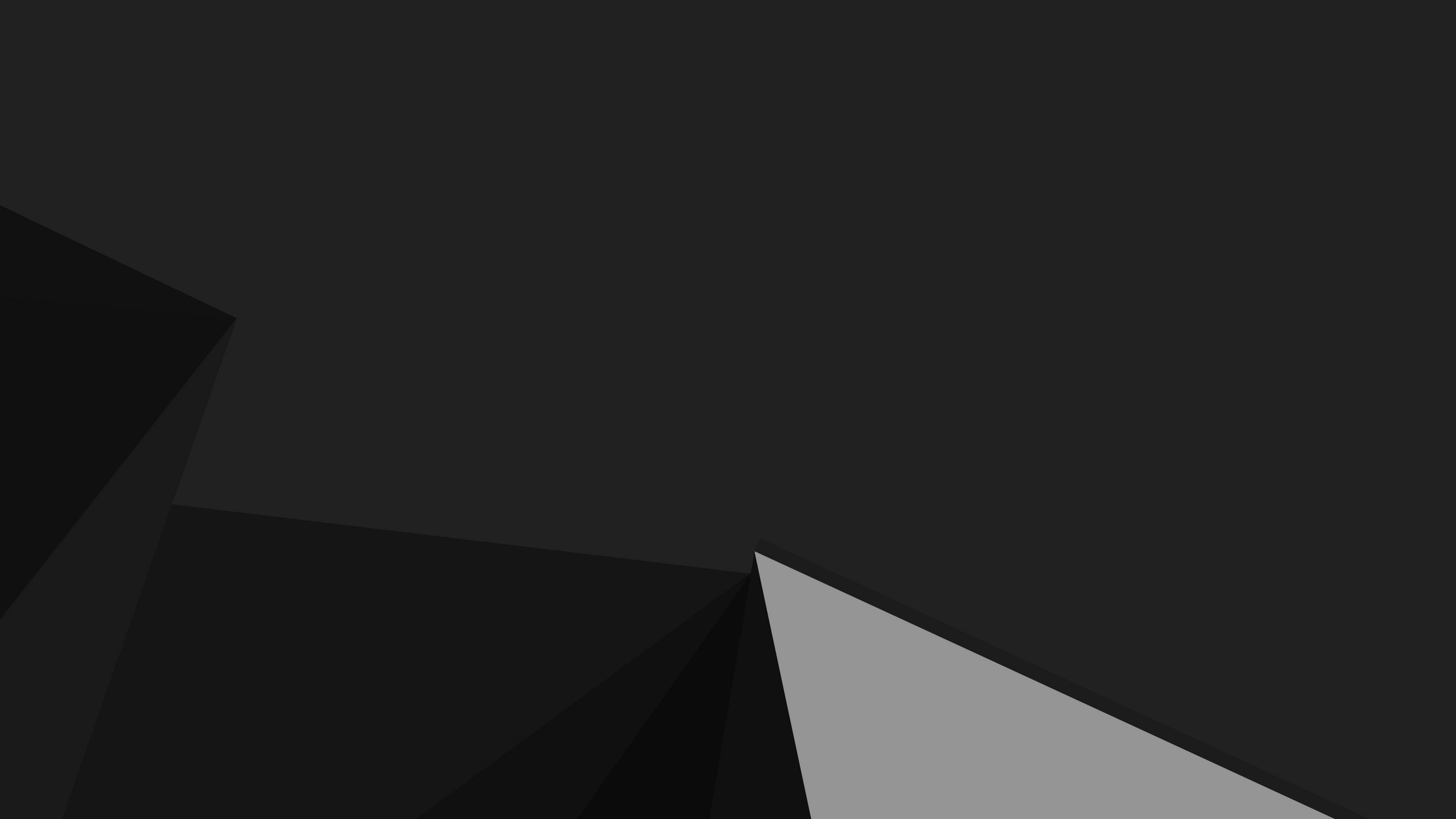 Windows Mobile Black Panorama 4K Wallpaper