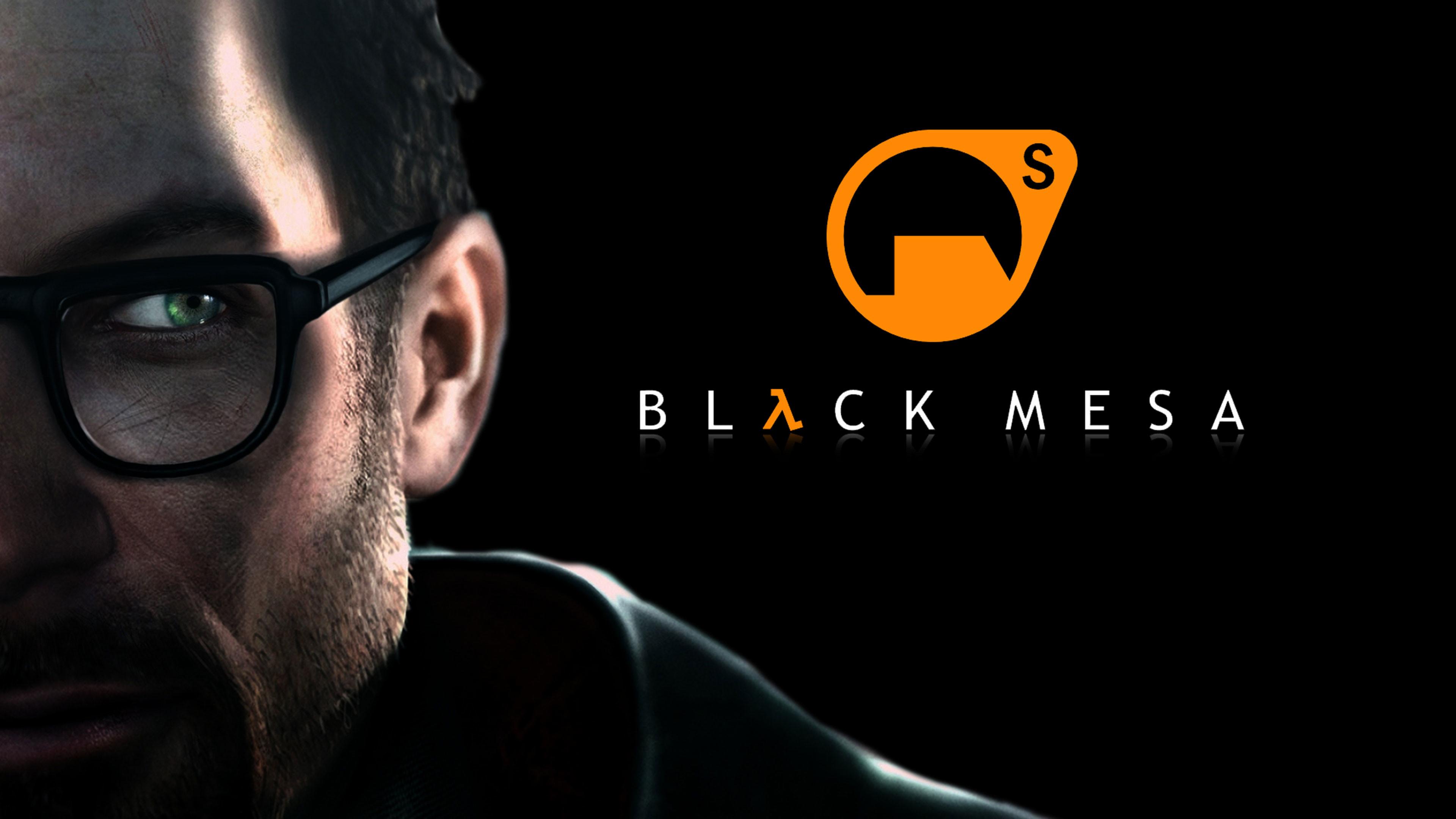 Black Mesa 4K Wallpaper …