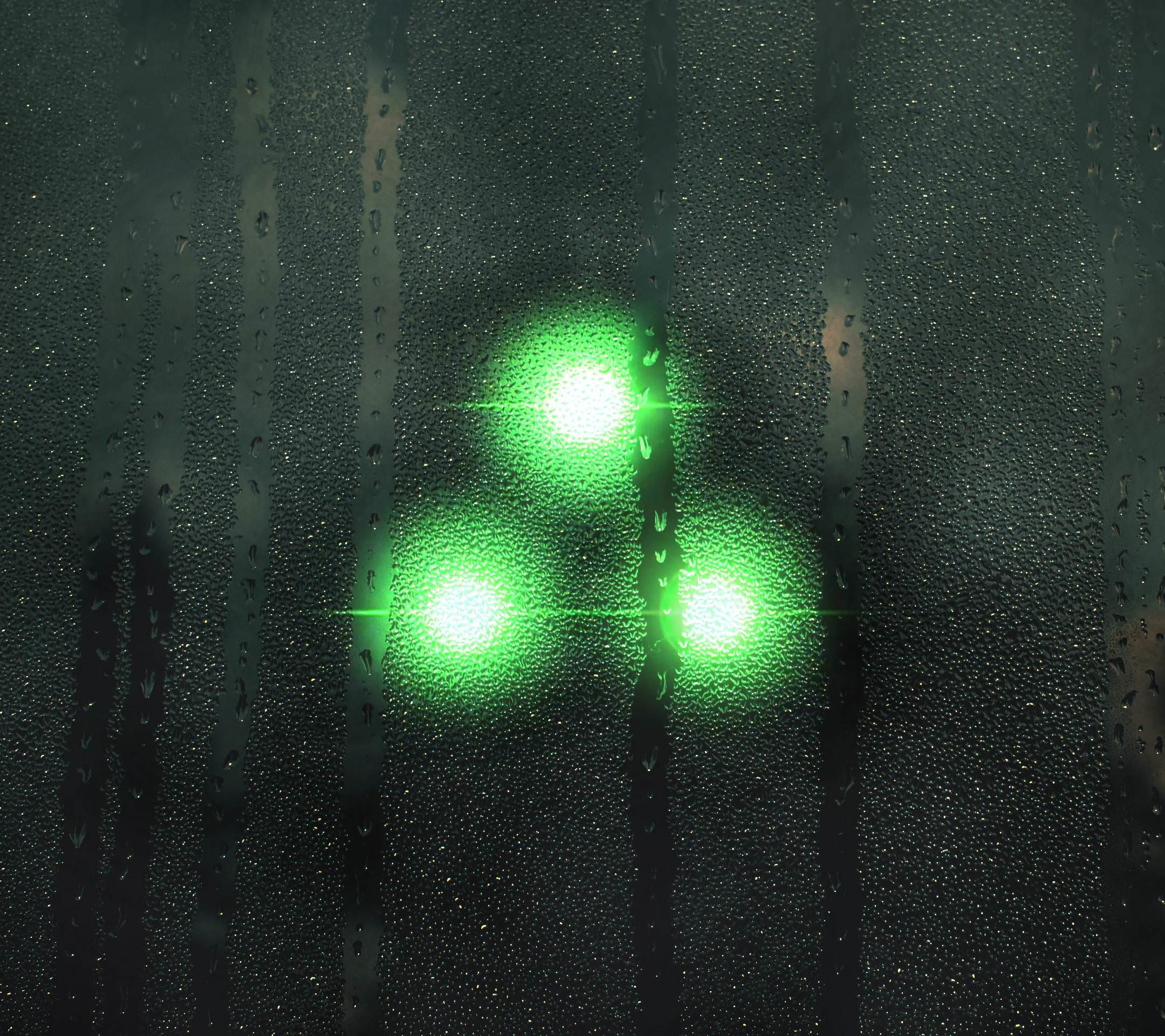 Cool Green Black Android SmartPhone Wallpaper