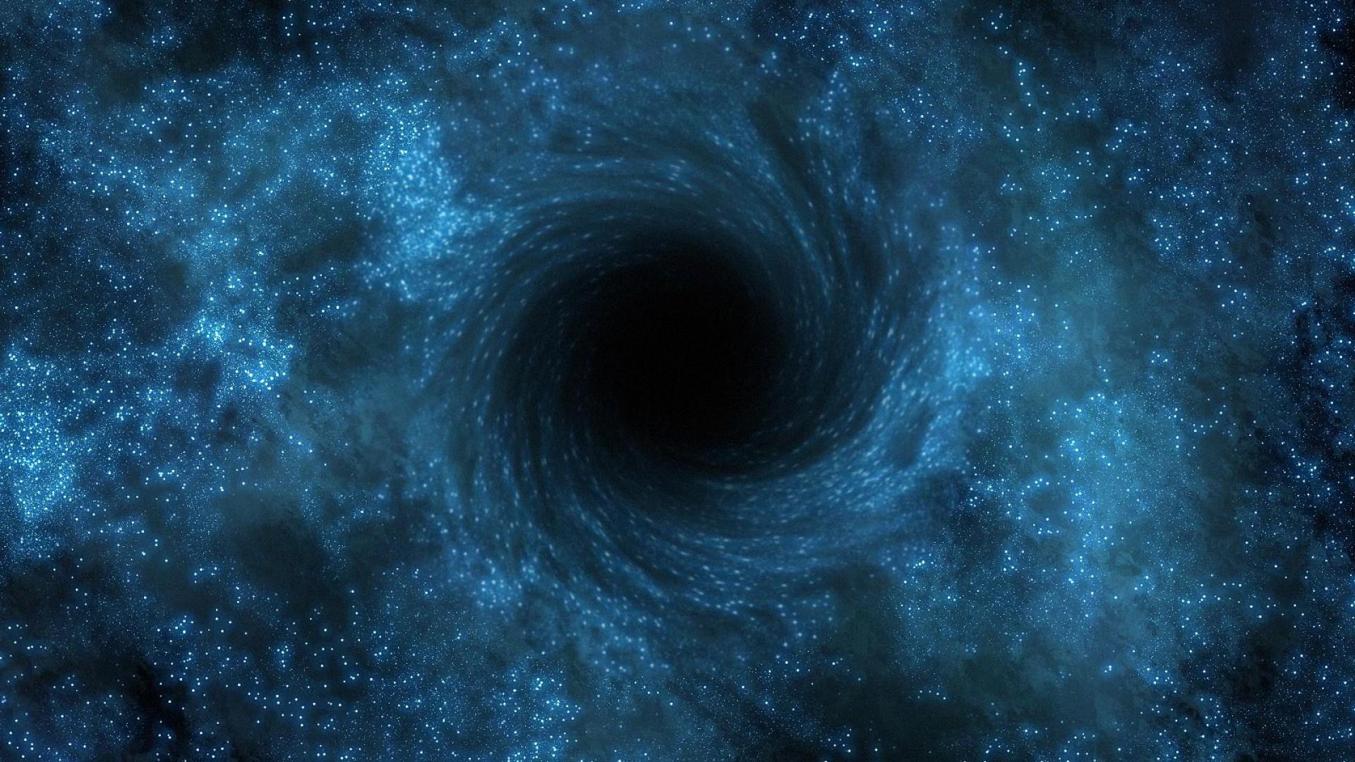 … supermassive, black hole, rotation