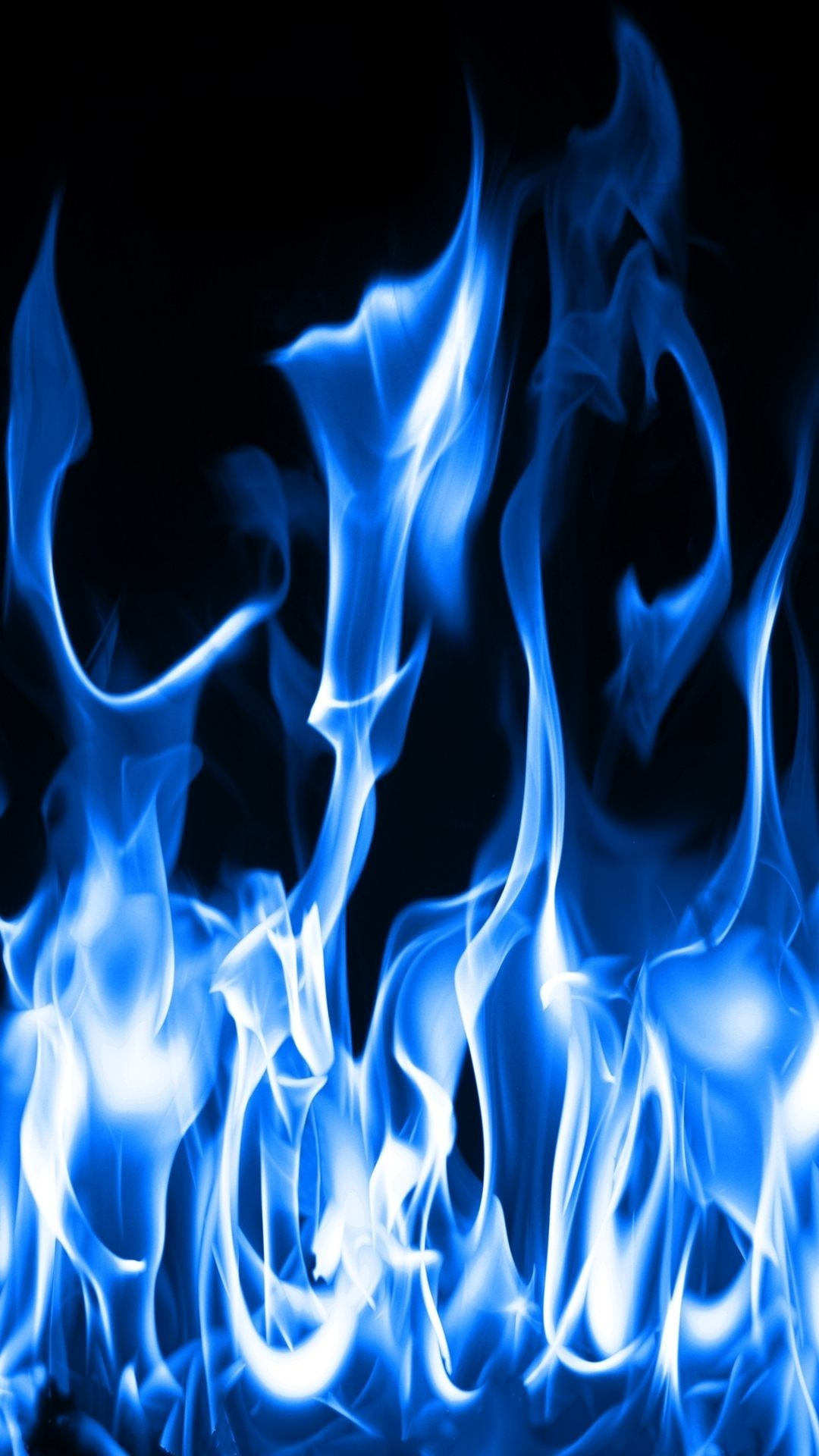 Abstract Flames iPhone 6 Plus Wallpapers – blue, fire iPhone 6 .