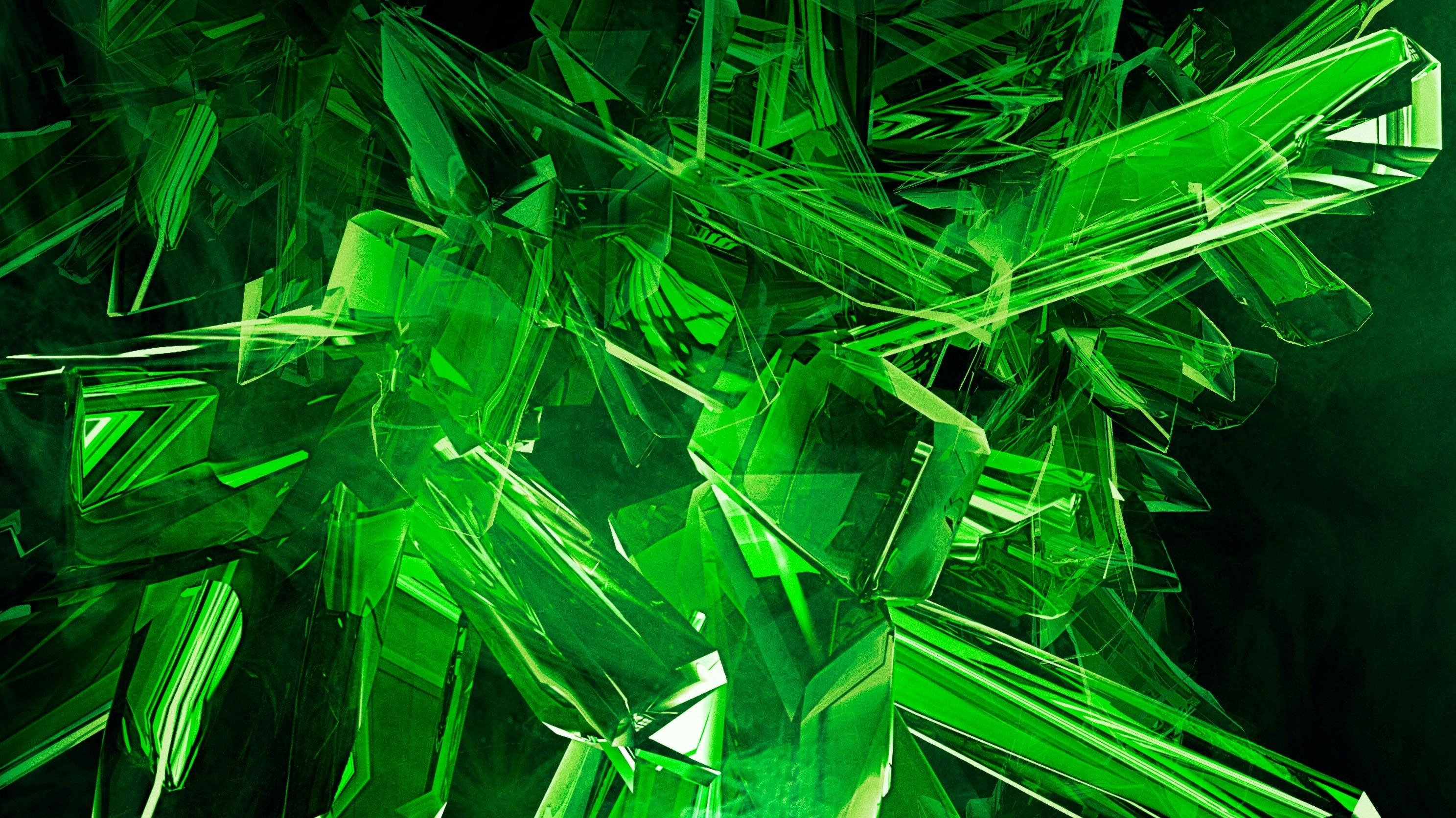 cool desktop hd wallpaper 14591 Image Green View Abstract Gems Cool HD .
