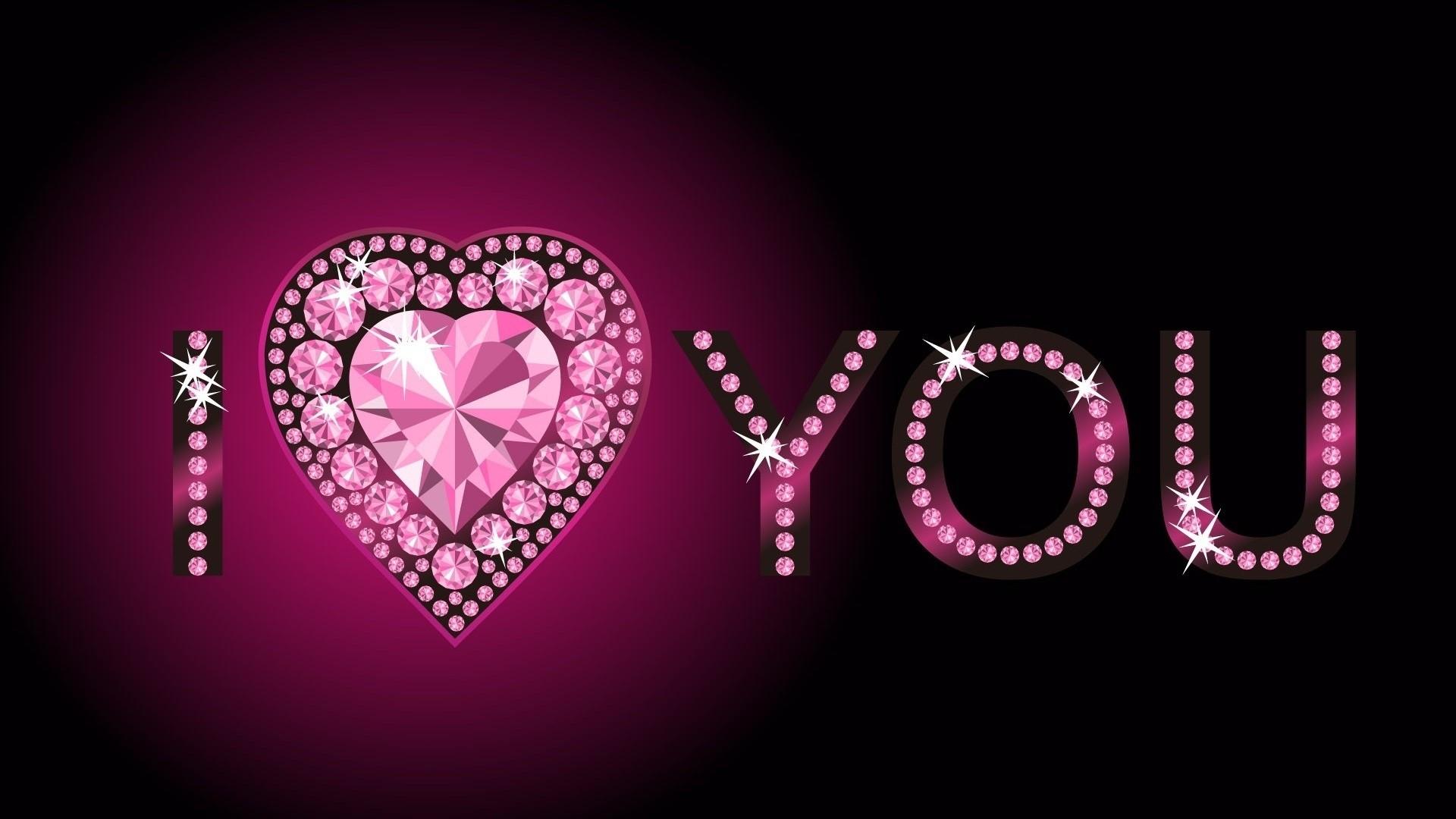Cute Love Heart wallpaper HD Free Pink Heart Wallpapers 1920×1200 Wallpapers  Of Love Hearts