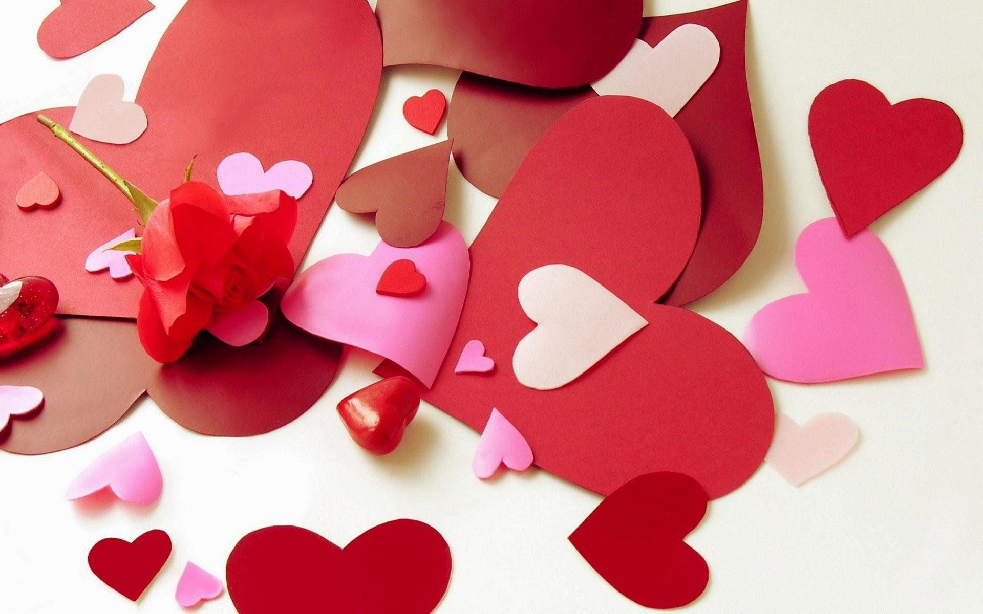 Cute Love Heart Wallpaper Hd Free Pink Heart Wallpapers in Download The  Images Of Love Heart