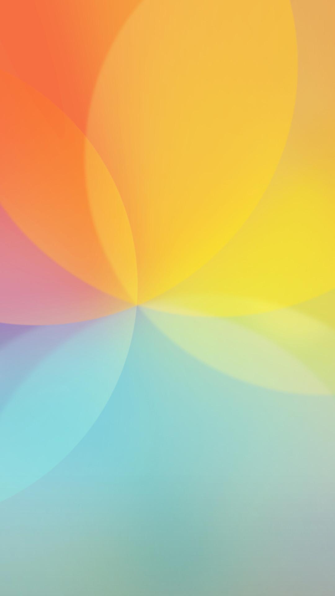 Neon Flower #iPhone #7 #wallpaper