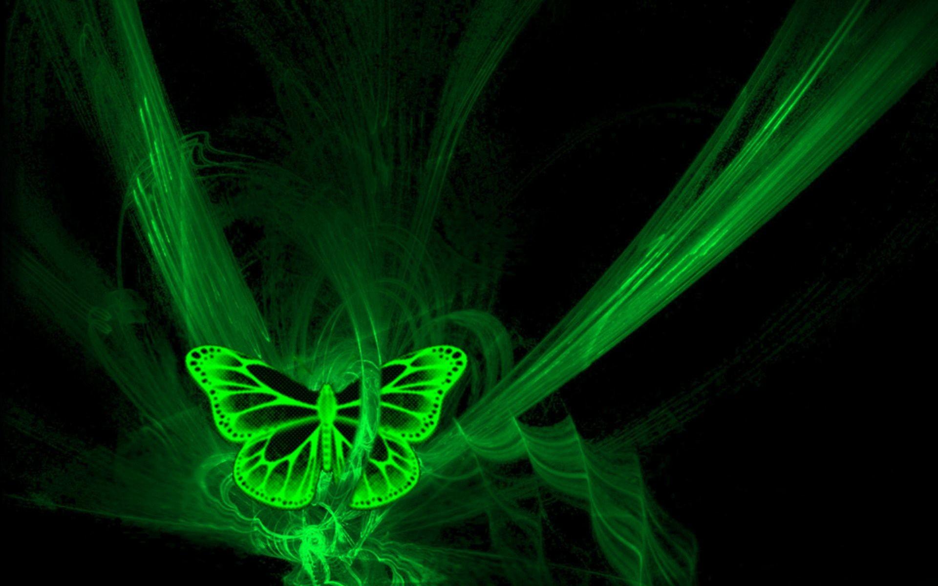 Green Neon Wallpapers HD.