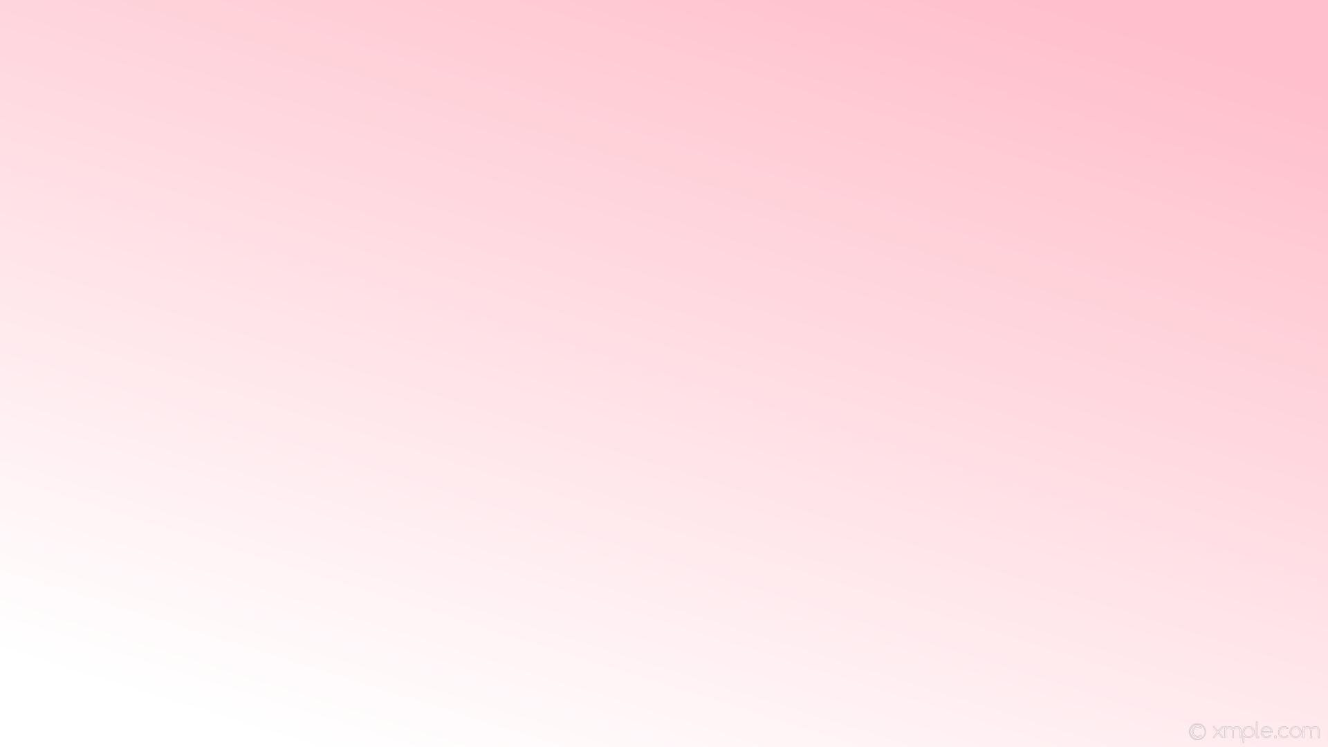 wallpaper gradient white pink linear #ffffff #ffc0cb 225°