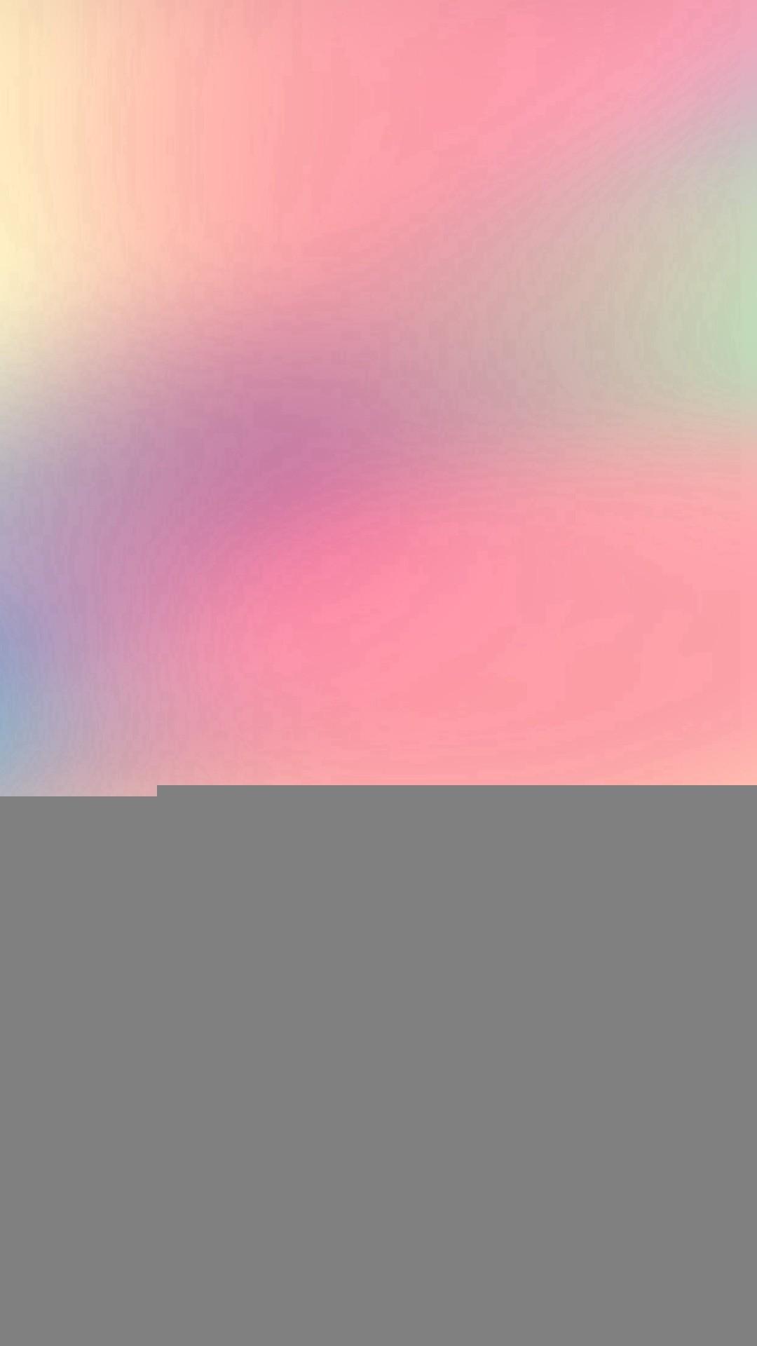 White Pink Memory Begin Again Blur Gradation iPhone 8 wallpaper