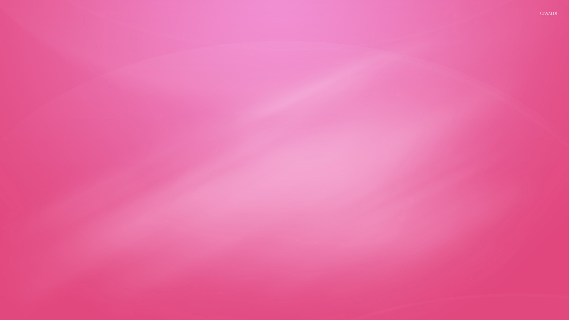 Fade white curves on pink blur wallpaper