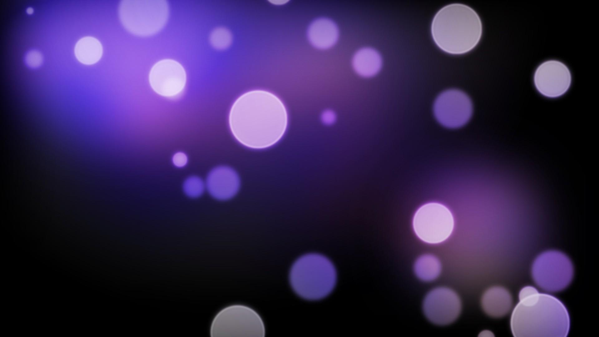 Simple Dark Purple Background