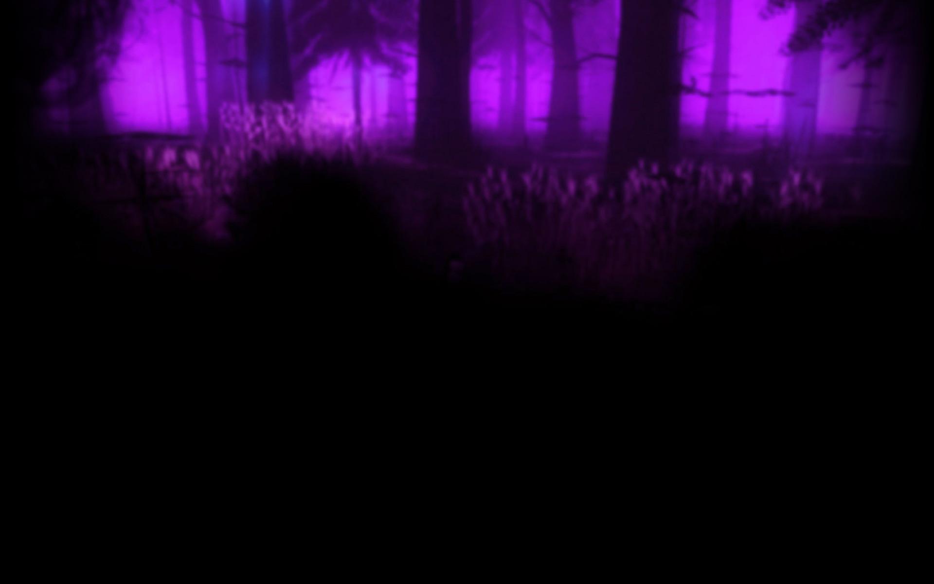 Forest Violet …