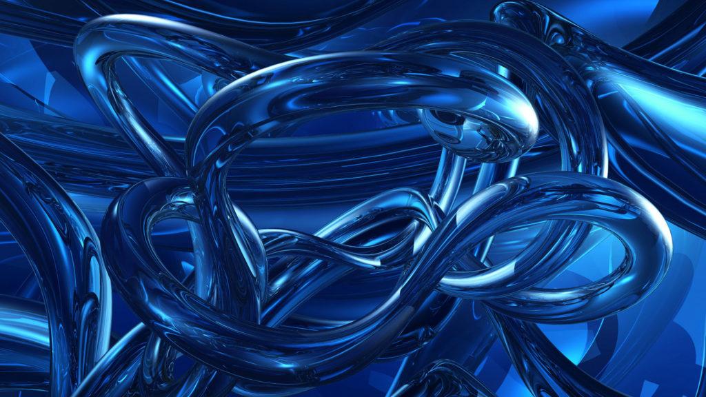 blue abstract wallpaper hd #94 chain – Ten Pixe