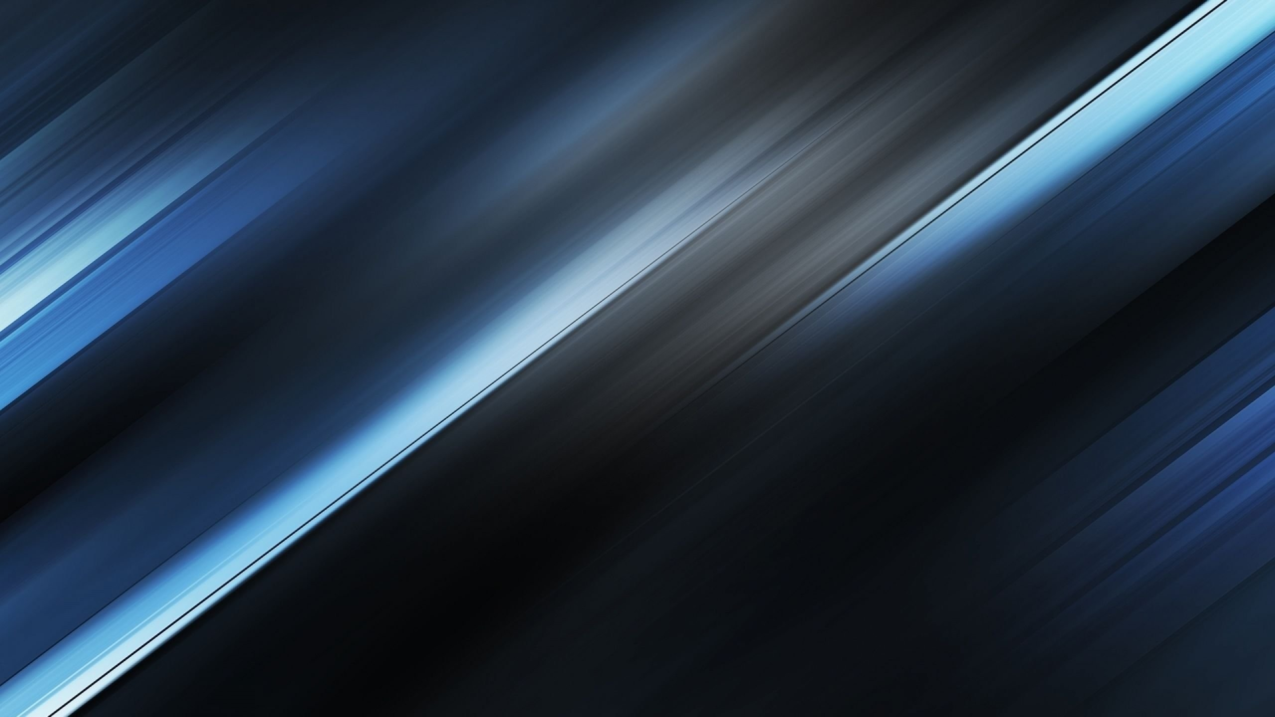 Blue Metallic Background Wallpaper