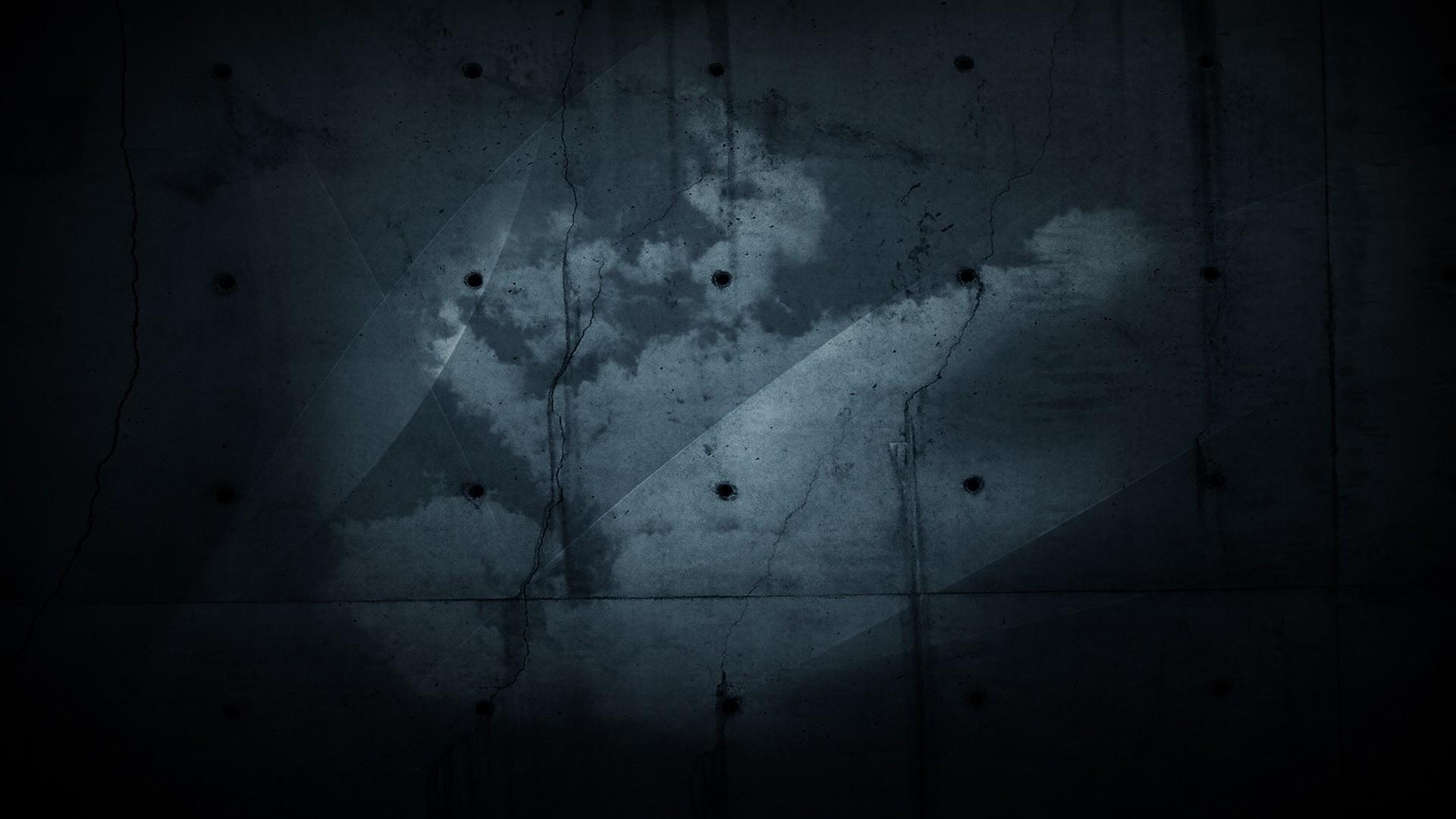 Light abstract blue clouds textures metallic wallpaper