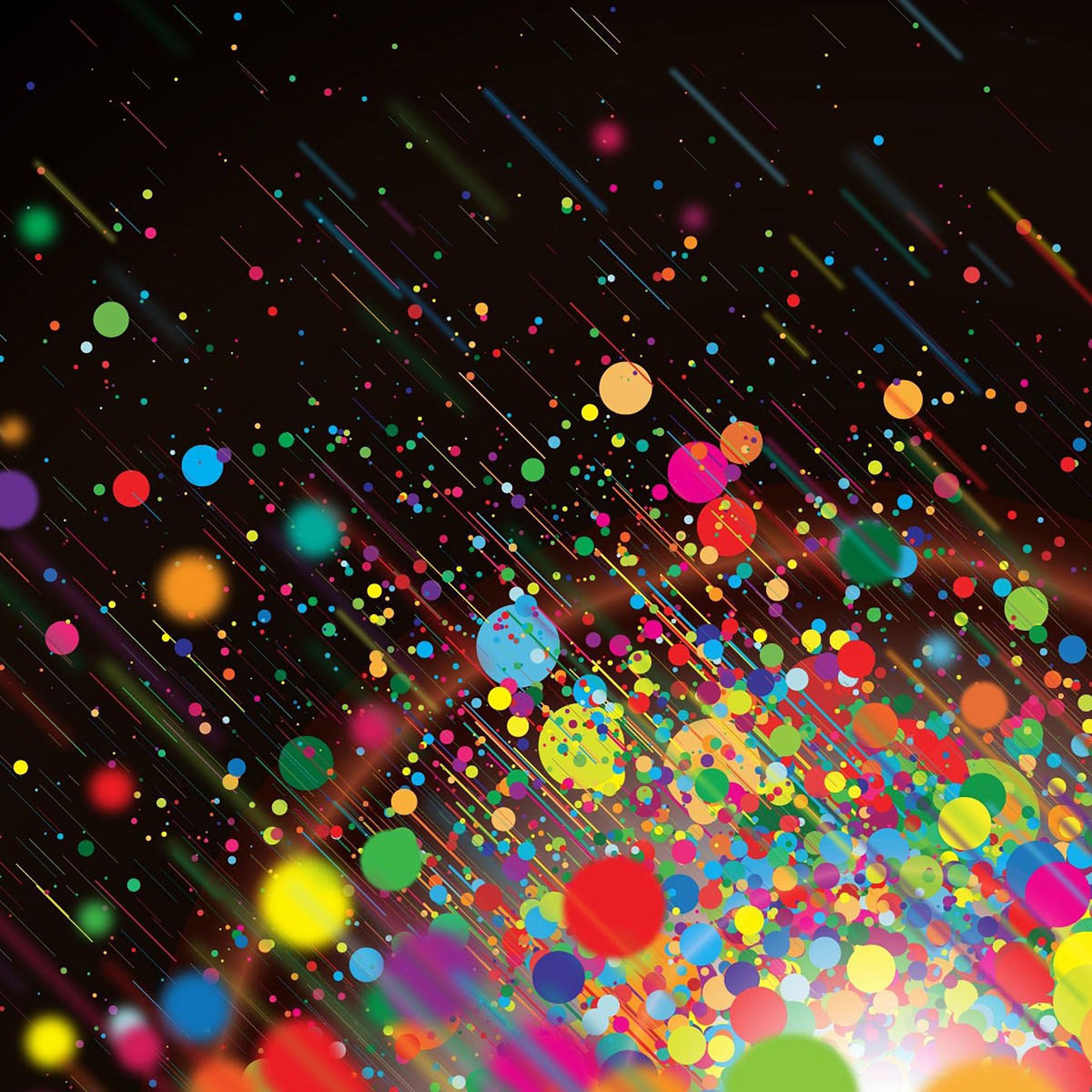 Colorful iPad Background 7