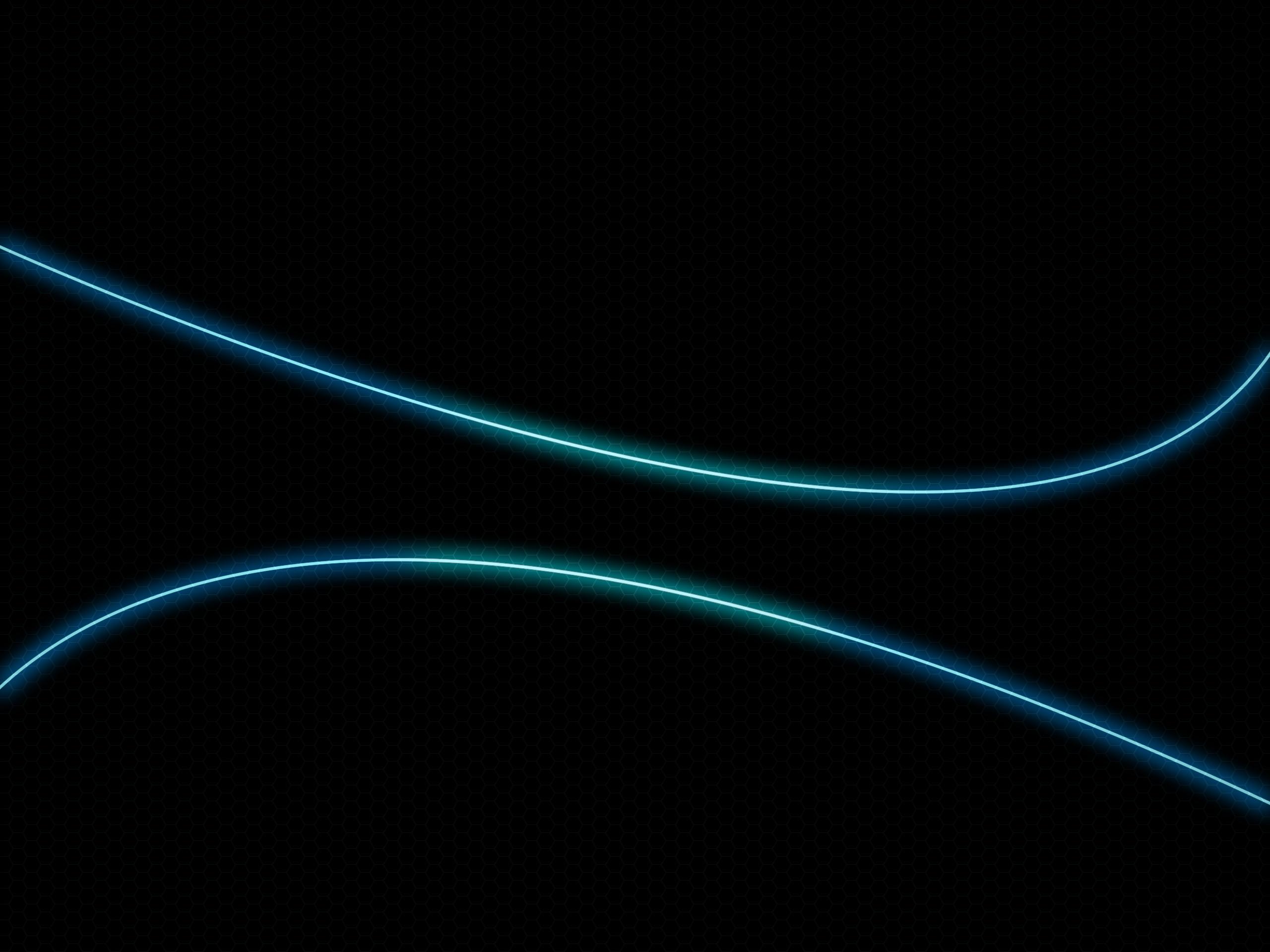 blue neon wallpaper by sapphirepsg customization wallpaper mac pc os .