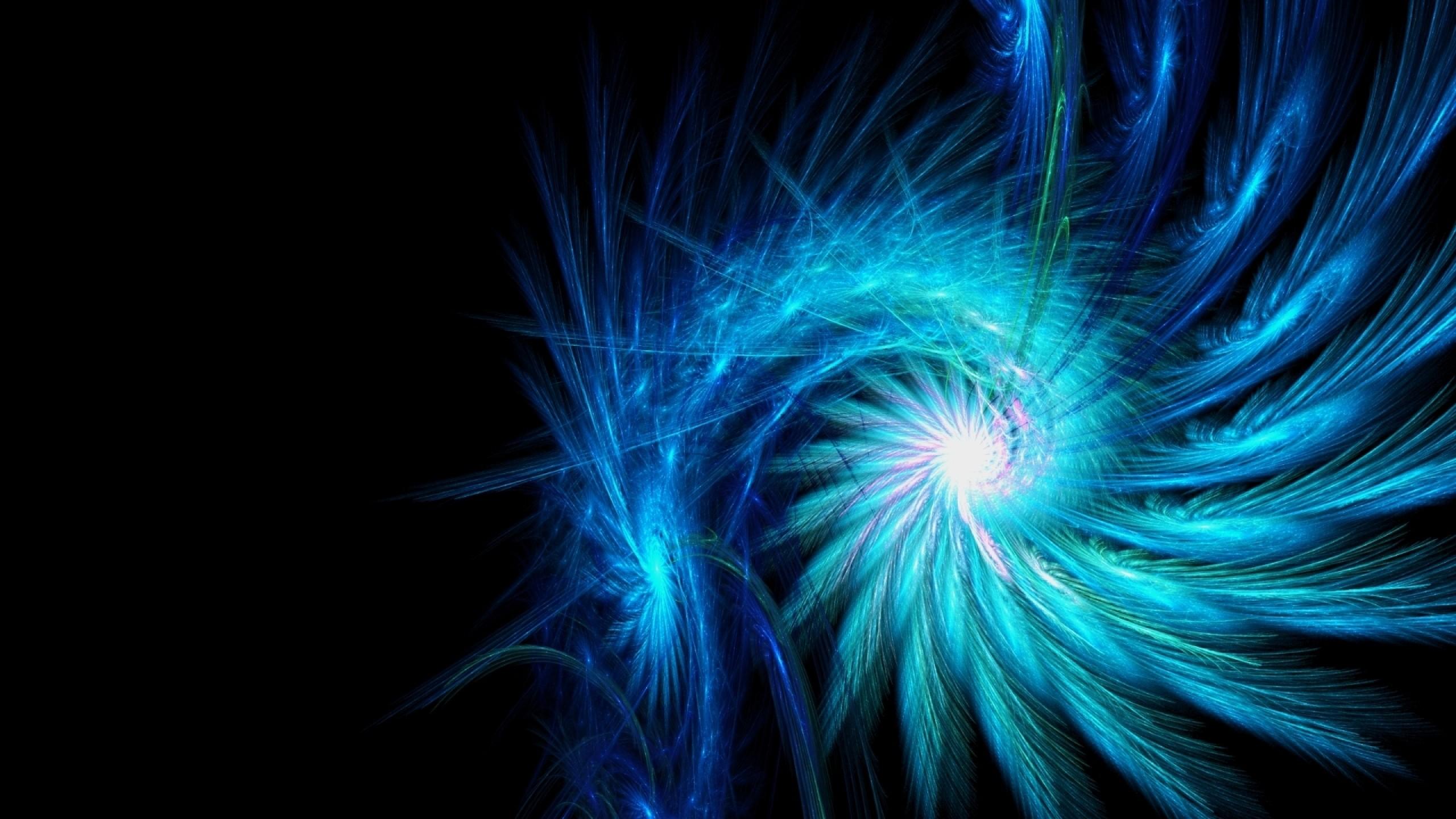 Wallpaper spiral, light, neon, background, dark